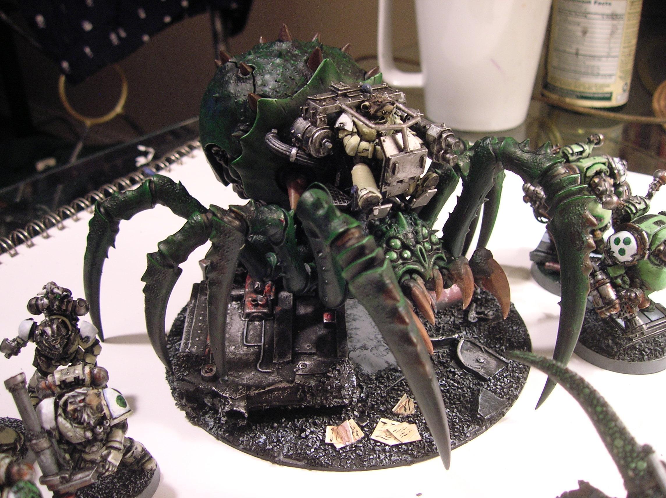 Chaos, Spider, Warhammer 40,000