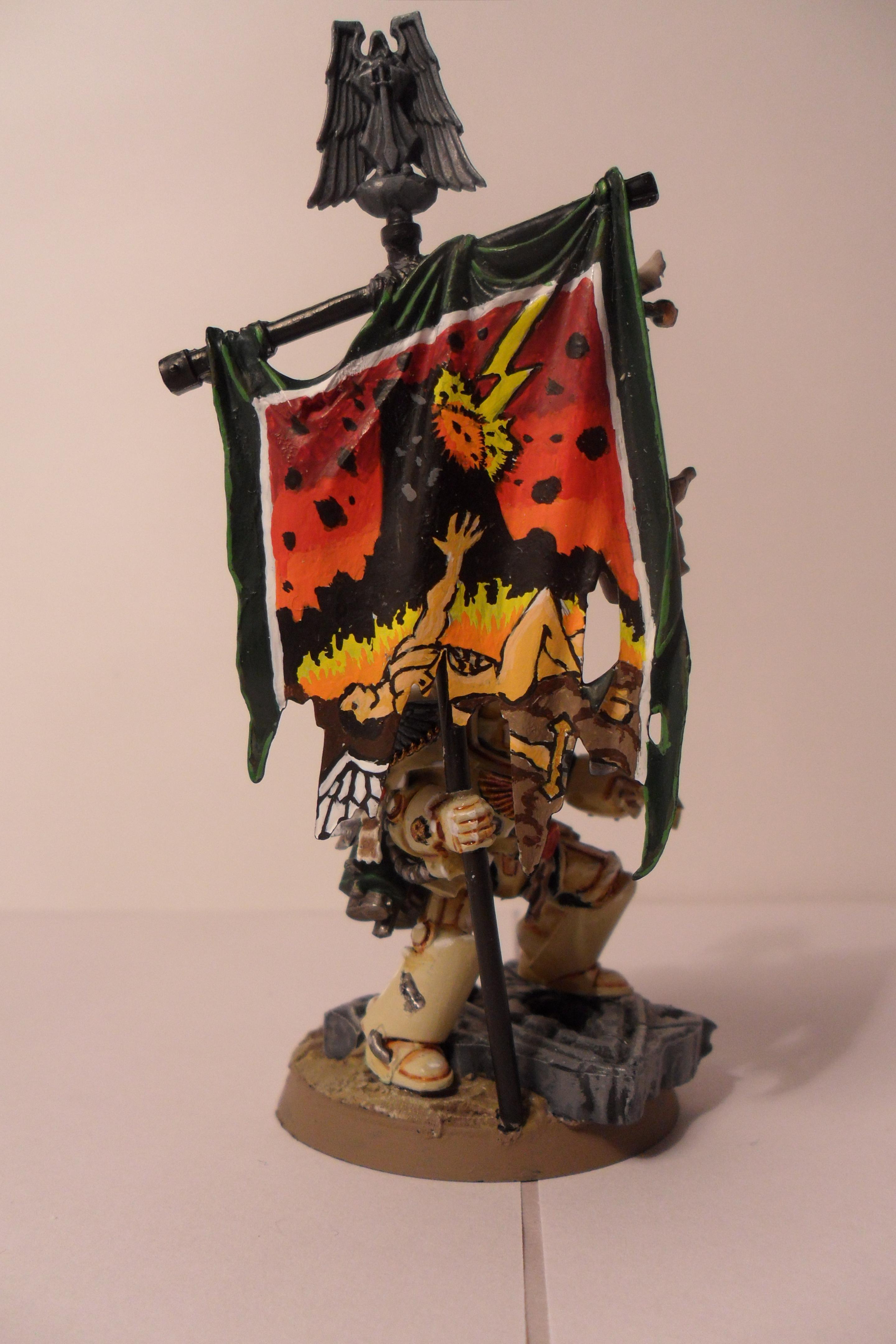 Banner, Darkangels, Deathwing