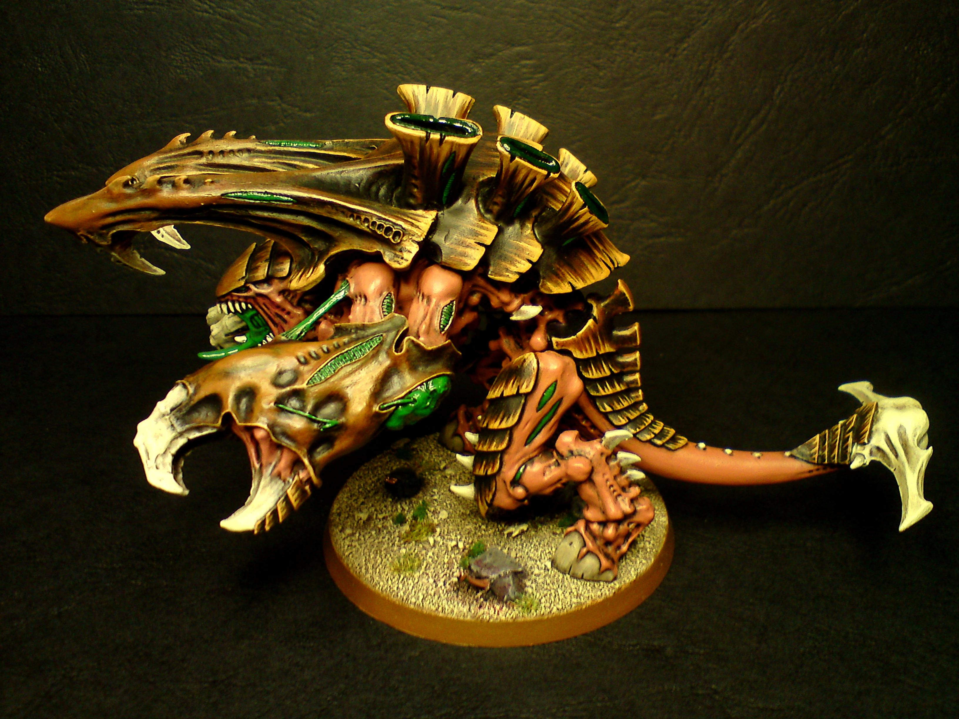 Carnifex, Forge World, Stone Crusher, Tyranids, Warhammer 40,000