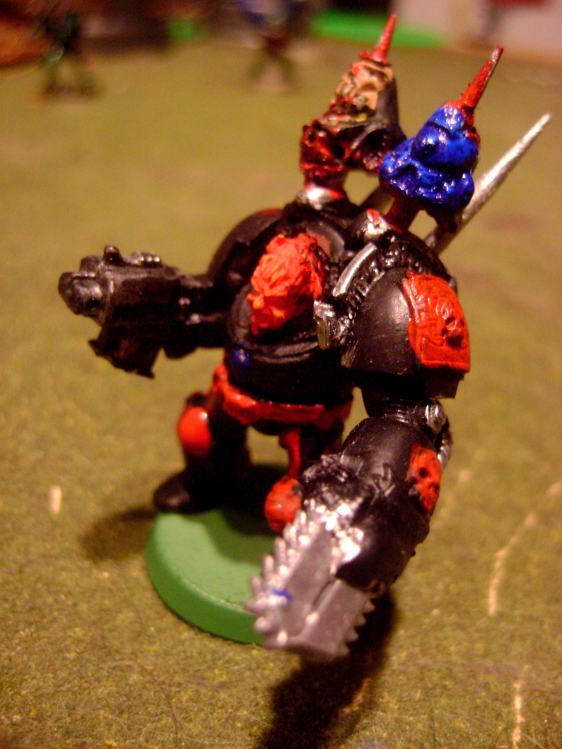 Chaos, Terminator Armor