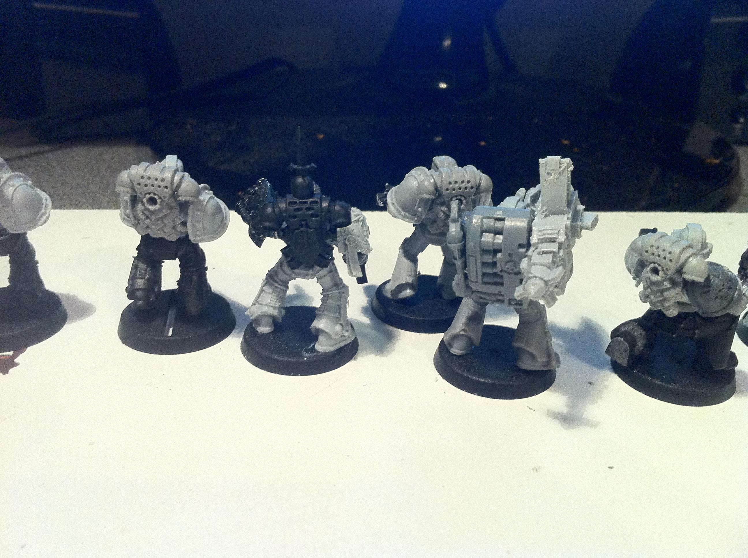 Astral Claws, Badab War, Champion, Corvus, Crusade, Forge World, Iron, Maximus, Sergeant, Tactical Squad