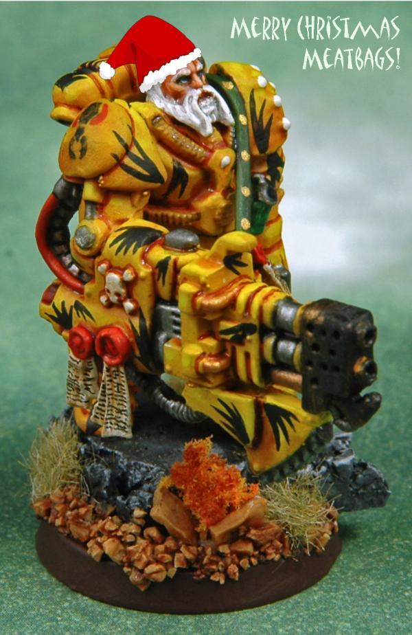 Heavy Flamer, Mantis Warriors, Space Marines, Sternguard ...