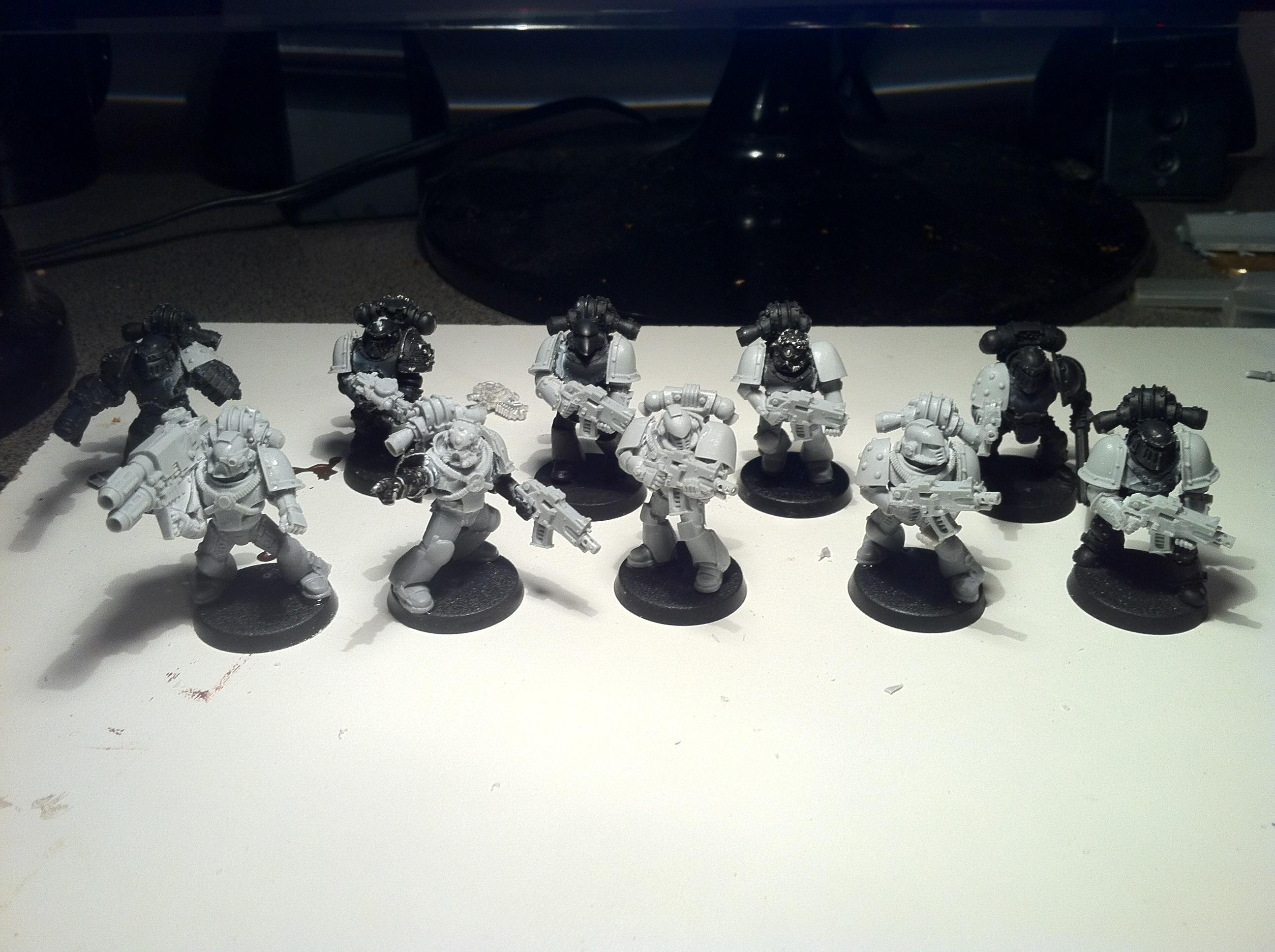 Astral Claws, Badab War, Badass, Blog, Cool, Forge World, Space Marines, Tactical Squad