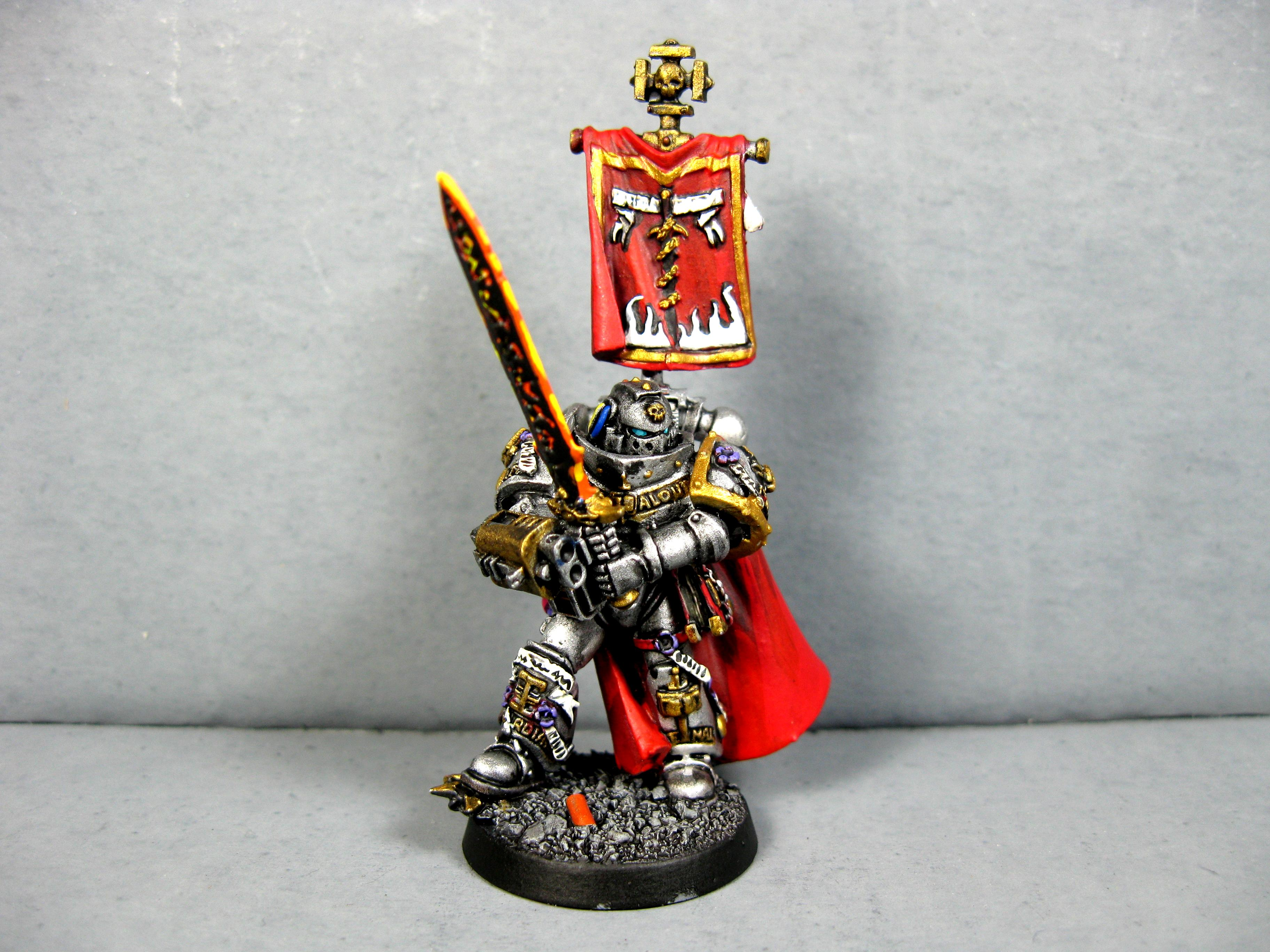 Crowe, Grey Knights, Warhammer 40,000