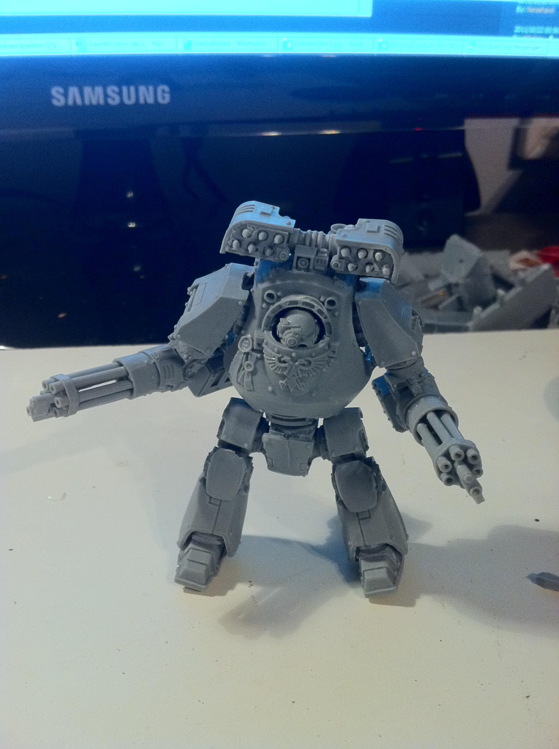 Astral Claws, Badass, Contemptor, Dreadnought, Forge World, Mortis