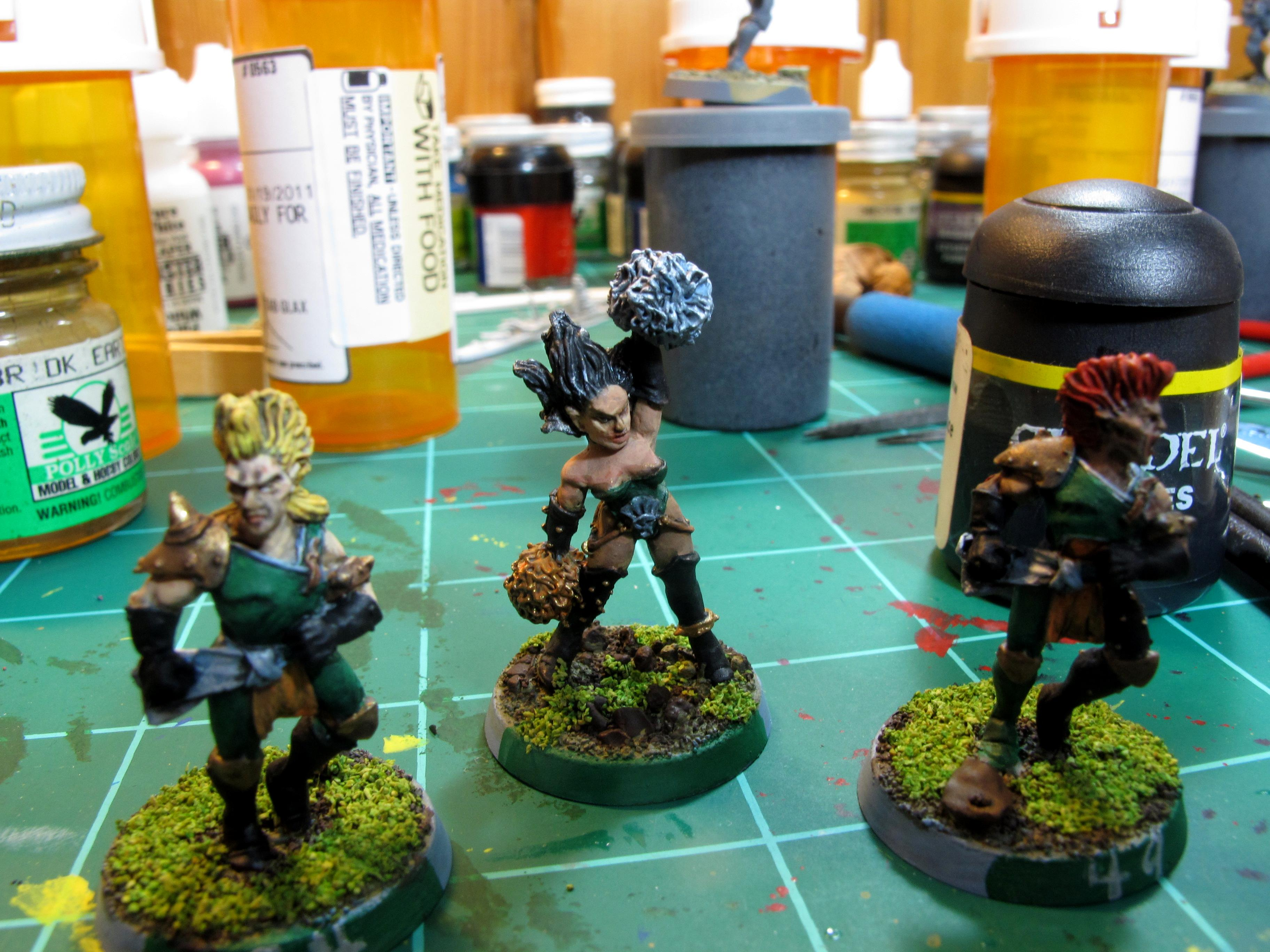 Blood Bowl, Elf Team