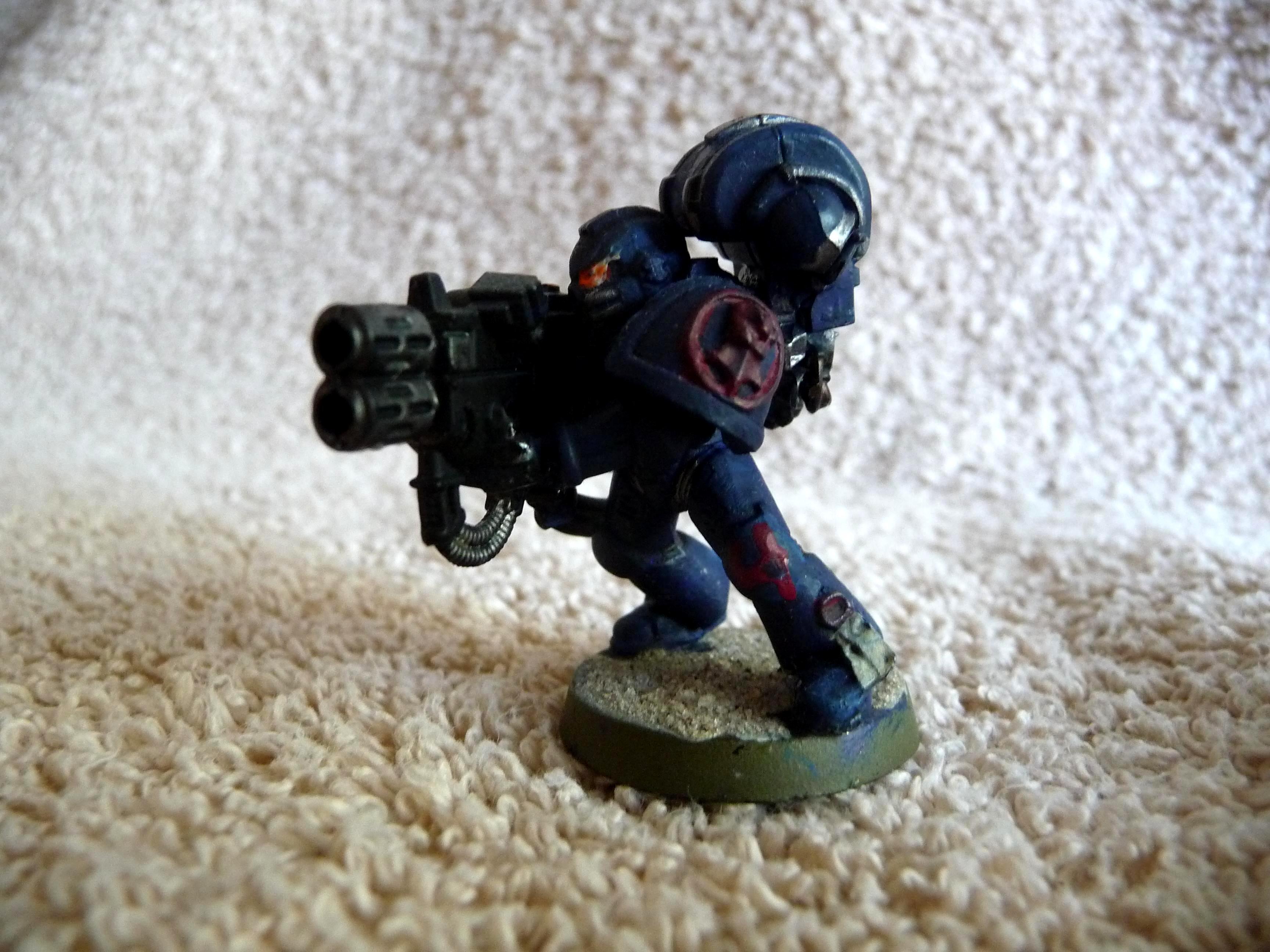 Crimson Fist, Space Marines