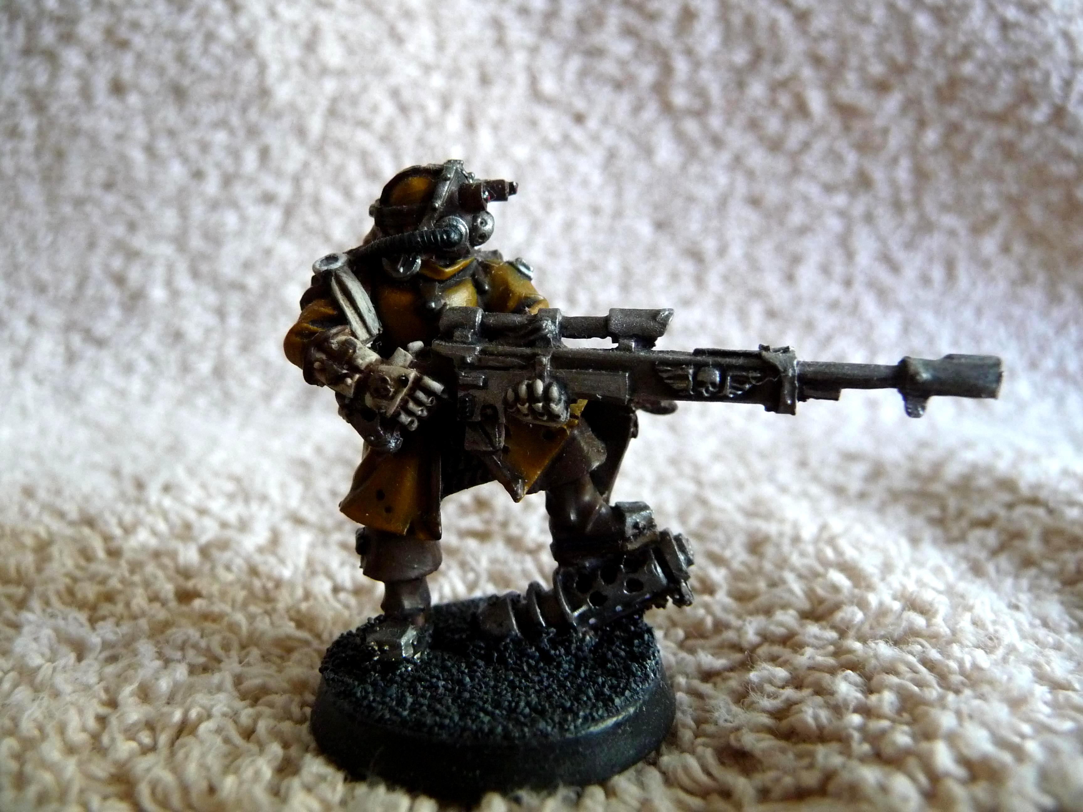 Imperial Guard, Snipers, Steel Legion
