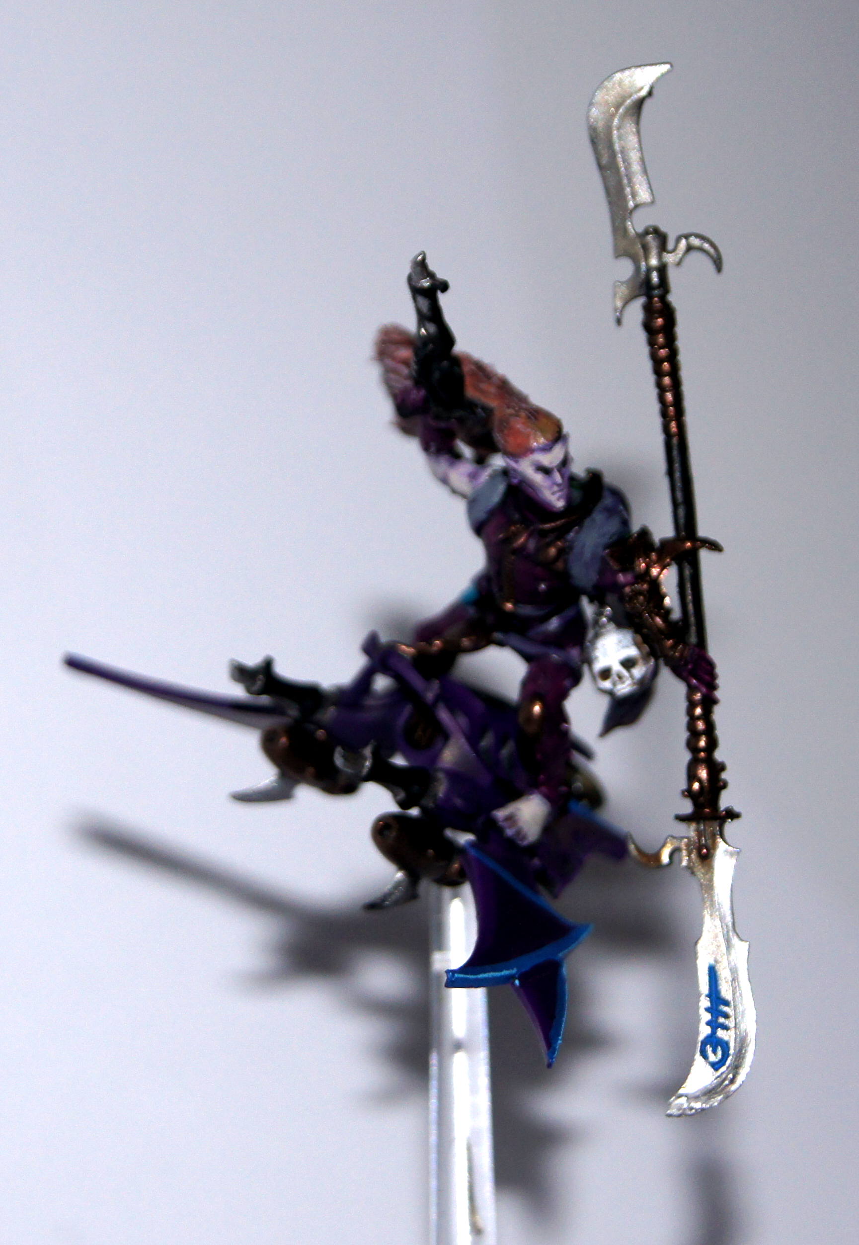Baron, Dark, Eldar, Headquarters, Hellion, Sathonyx, Special Character