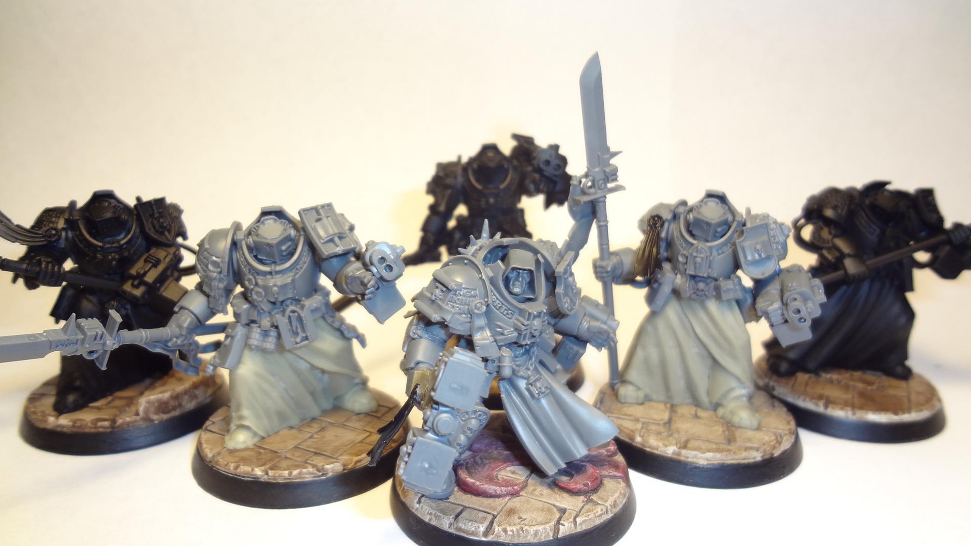 Gk, Grey, Knights, Robe