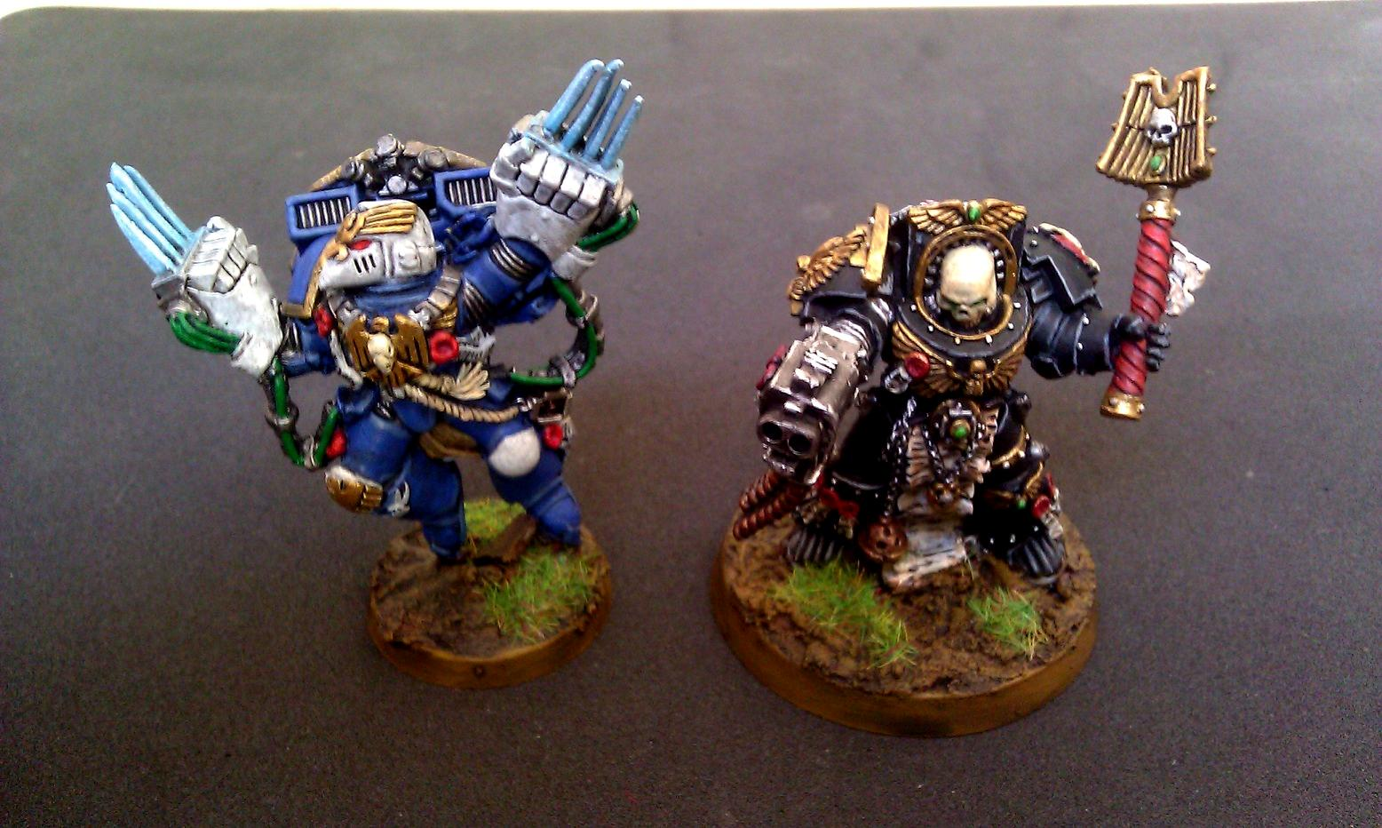 Chaplain, Shrike, Ultra Marines, Ultramarines