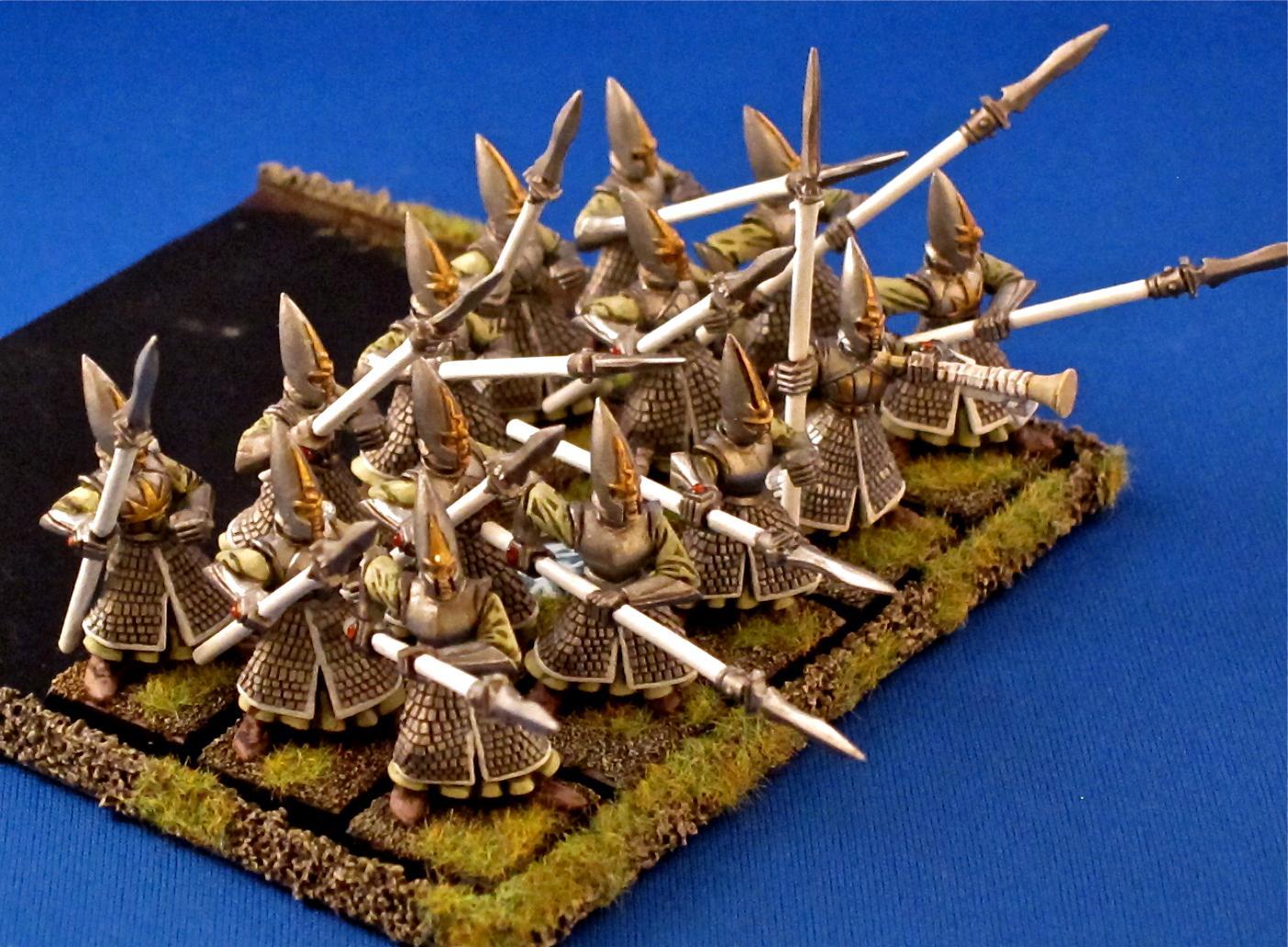 High Elves, Warhammer Fantasy