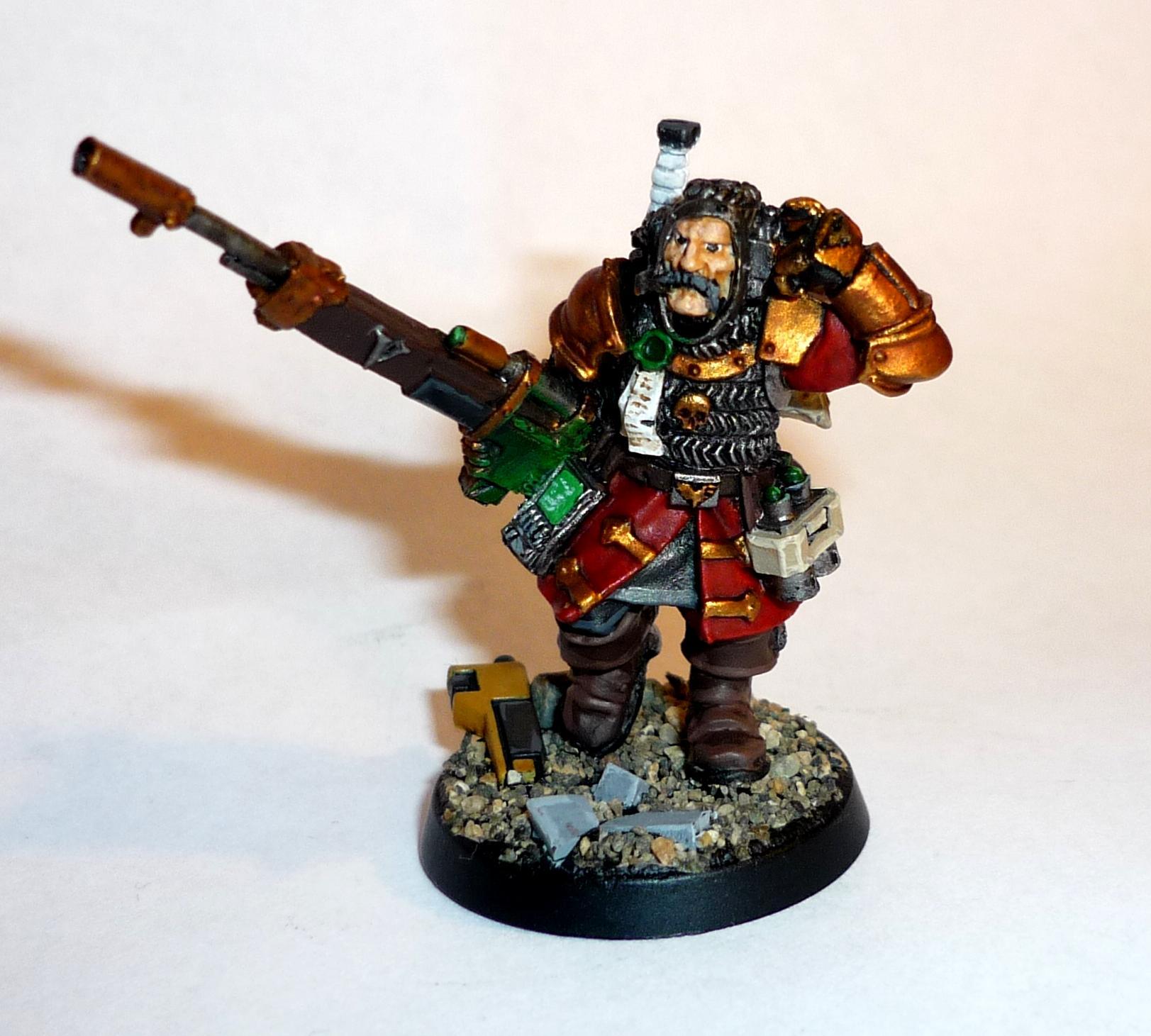 Imperial Guard, Sniper WIPc