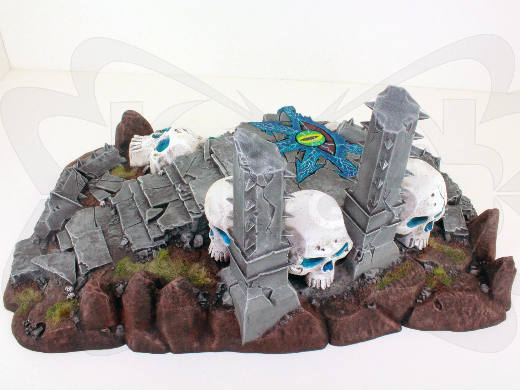 Chaos, Temple Of Skulls