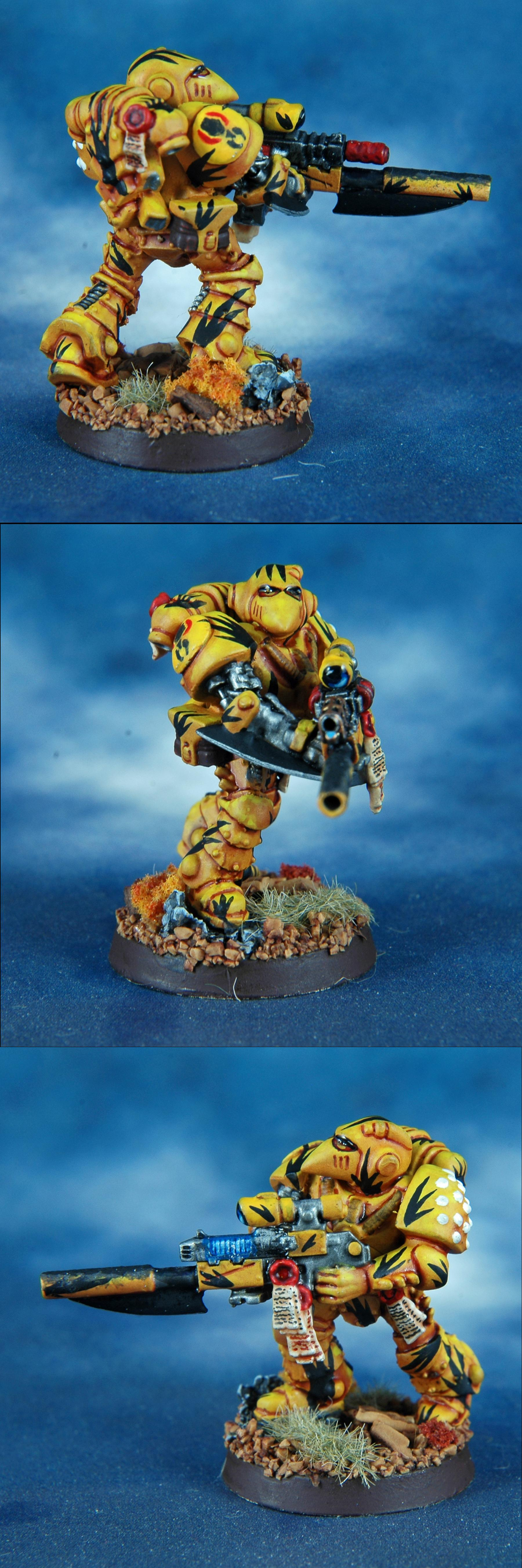 Combi-melta, Mantis Warriors, Snipers, Space Marines, Sternguard, Tranquility, Warhammer 40,000