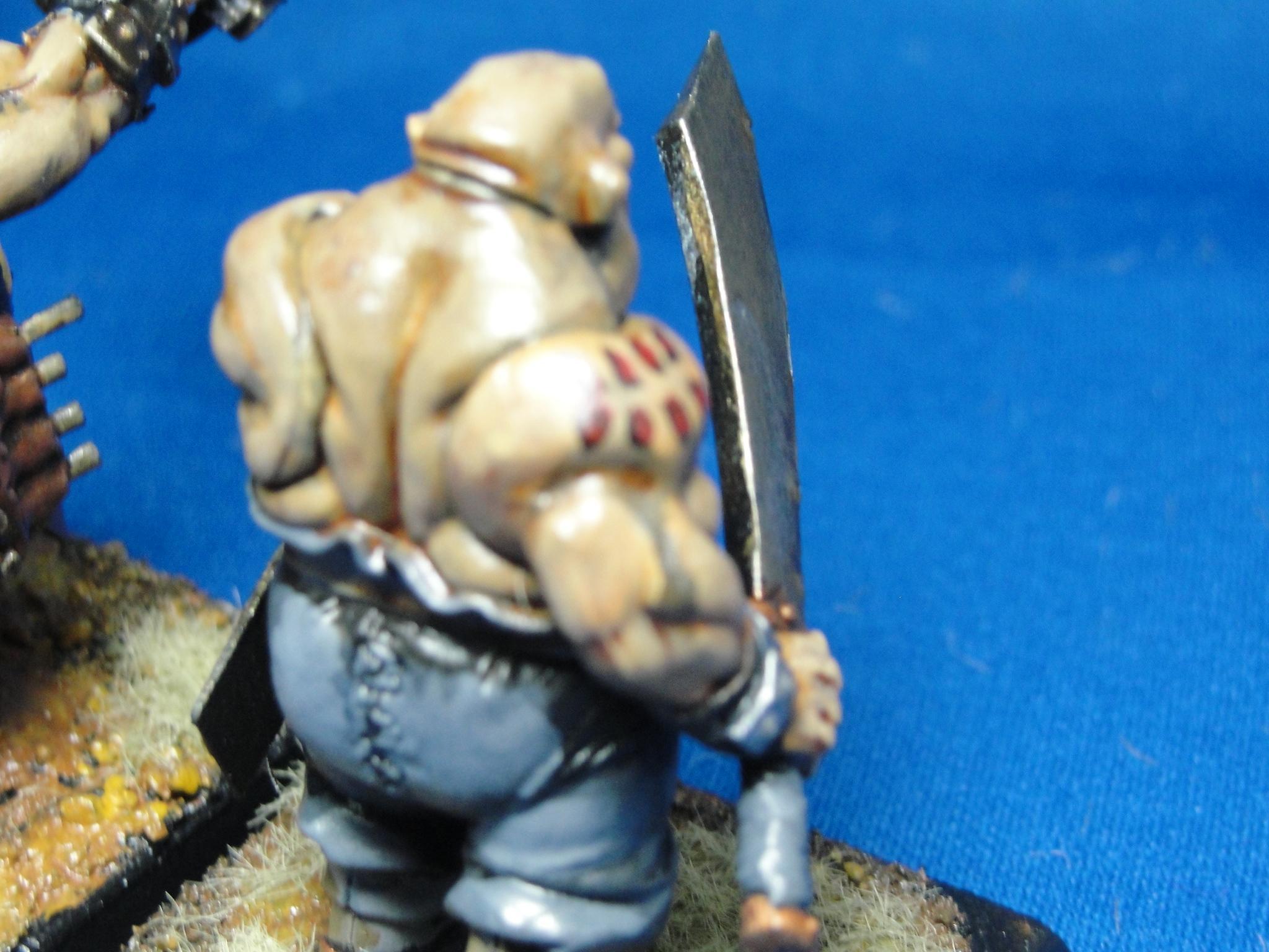 Warhammer Fantasy, Ogre Kingdoms, Ogre Bulls