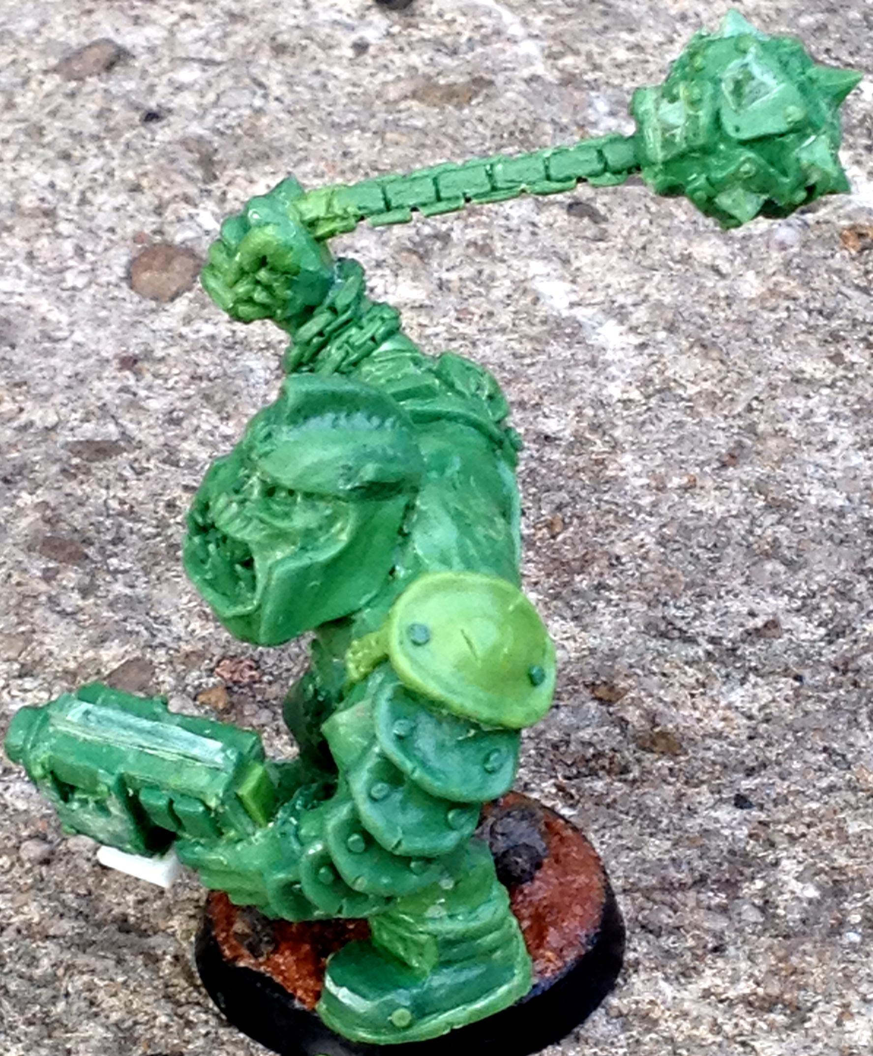 Green, Orks, Scratch Build