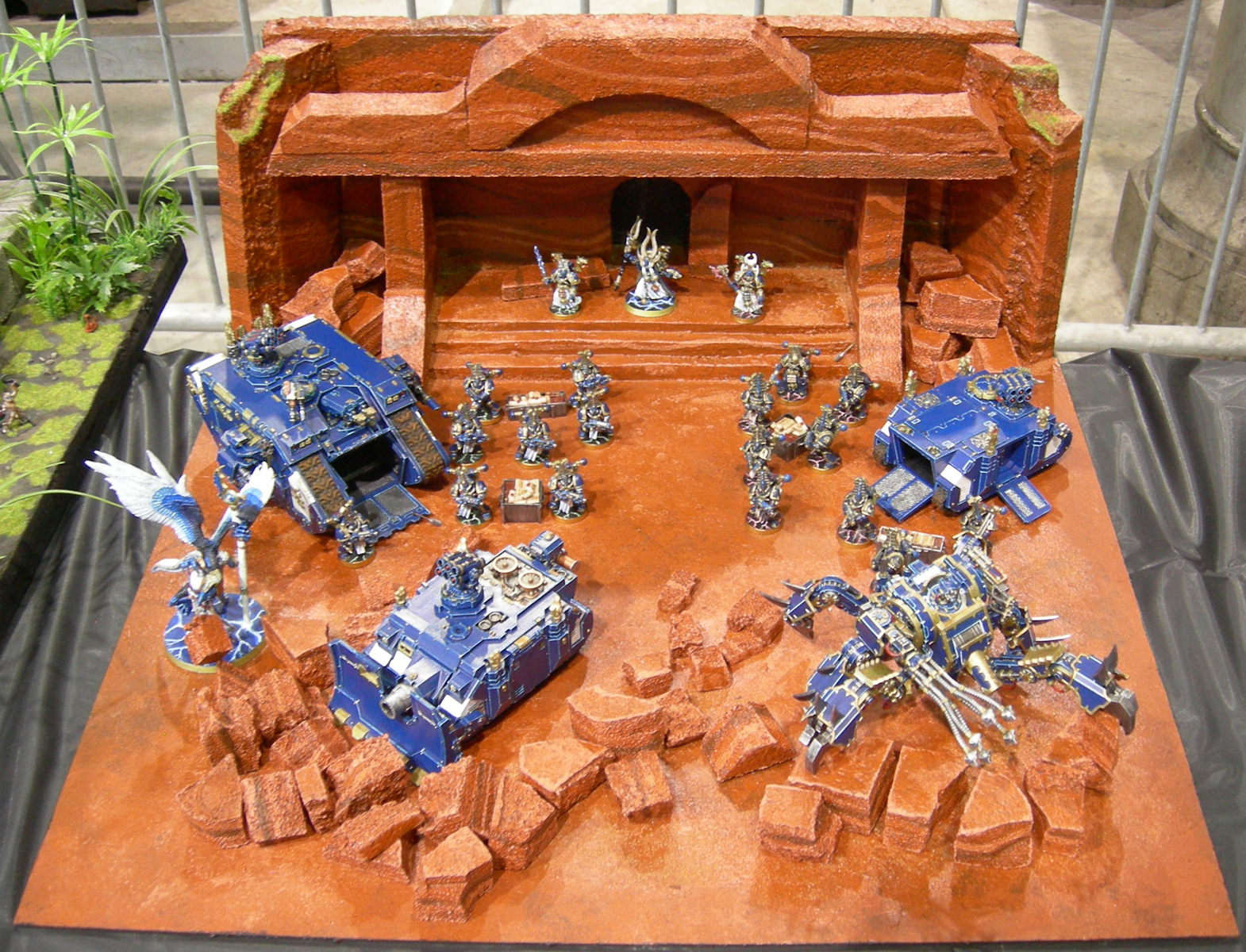 2011, Armies On Parade, Games Day Australia, Thousand Sons