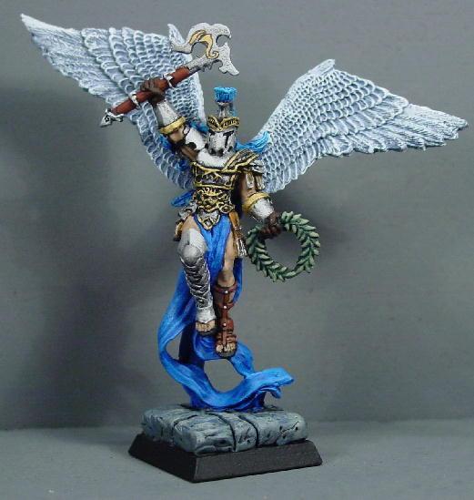 Angel, Pathfinders, Pro Painted, Reaper, Reaper Miniatures, Reaper Minis, Rpg, Warhammer Fantasy