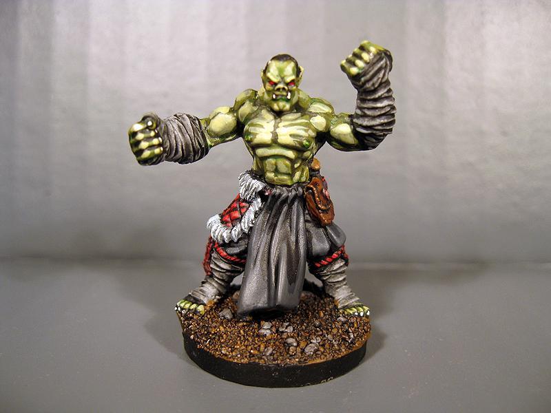 Orcs, Orks, Pathfinders, Pro Painted, Reaper, Reaper Miniatures, Reaper Minis, Rpg, Warhammer Fantasy