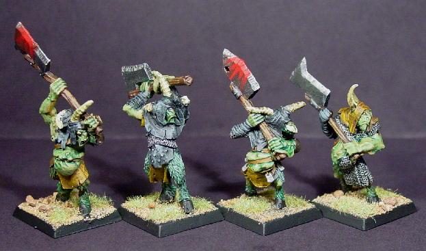 Beastmen, Pro Painted, Rpg, Warhammer Fantasy