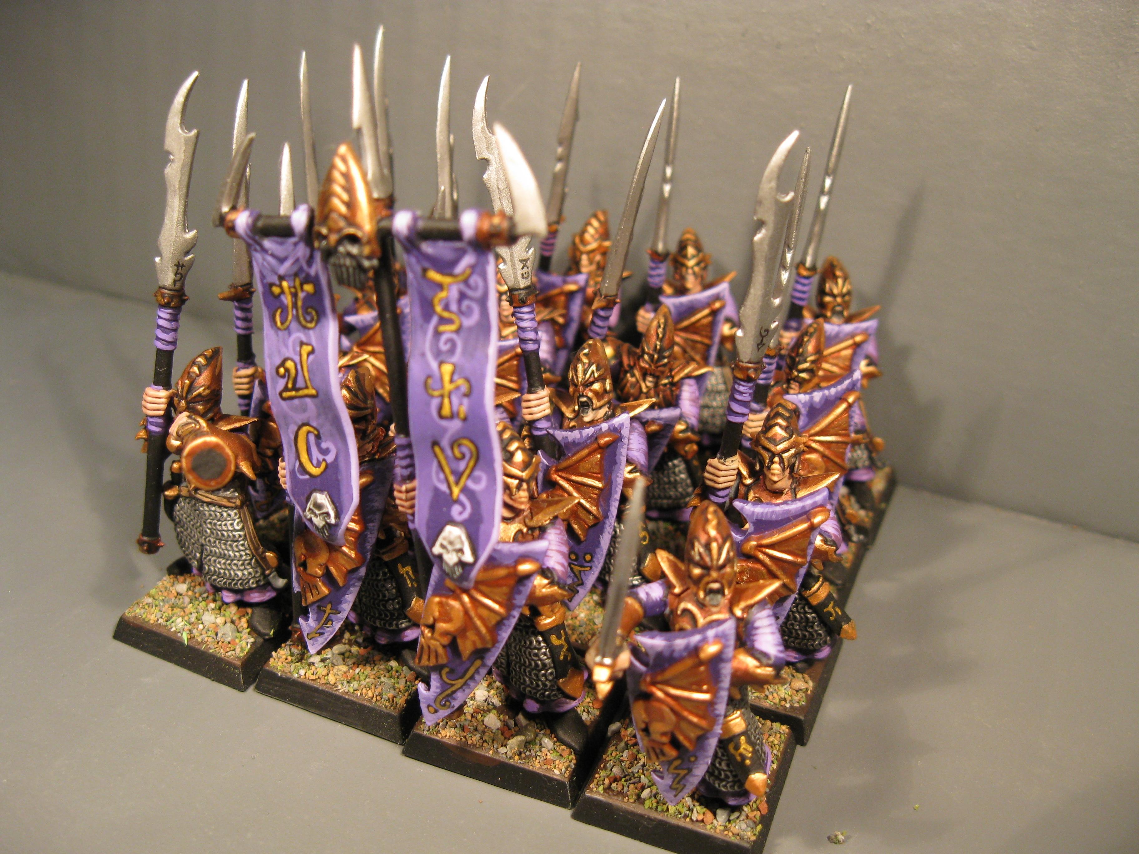 Dark Elves, Pro Painted, Rpg, Warhammer Fantasy