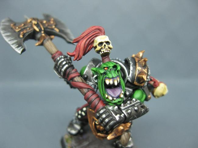 Goblins, Gobos, Orcs, Orcs And Goblins, Orks, Pro Painted, Rpg, Warhammer Fantasy, Wfb