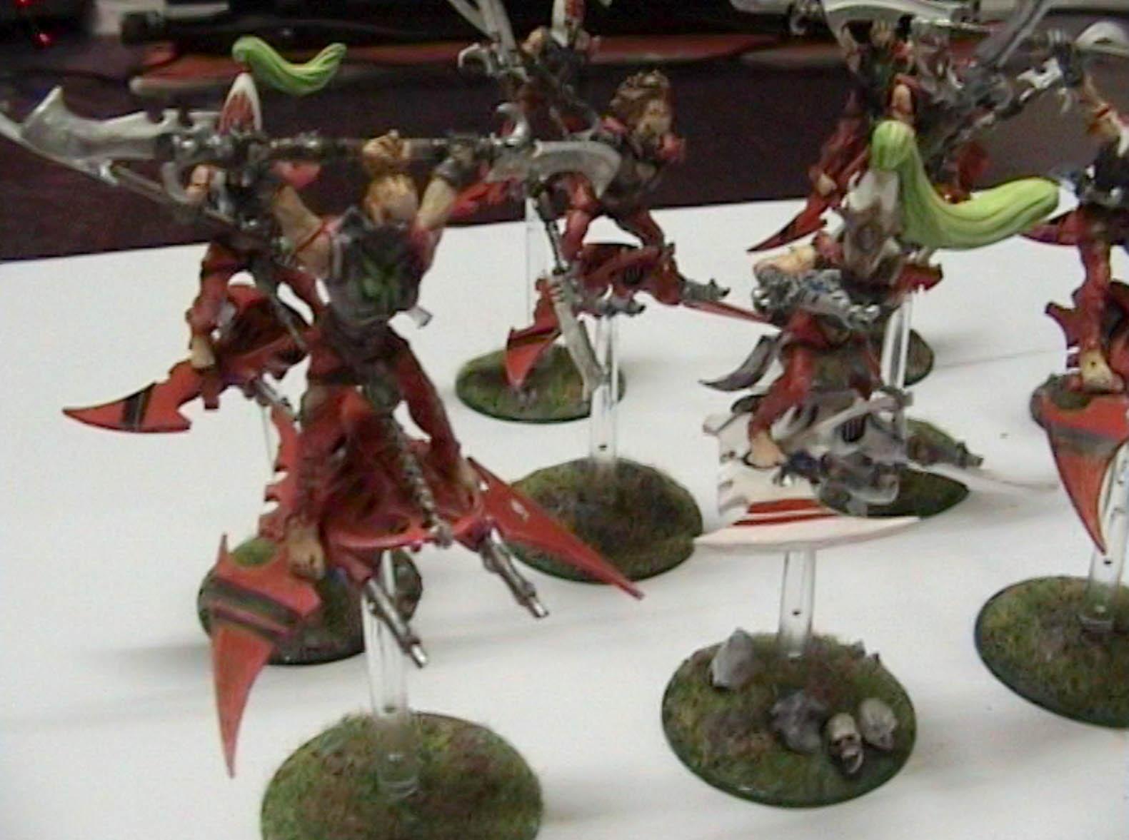 Conversion, Dark Eldar, Eldar, Farseer, Hellions, Saim-hann, Seer Council, Warlock