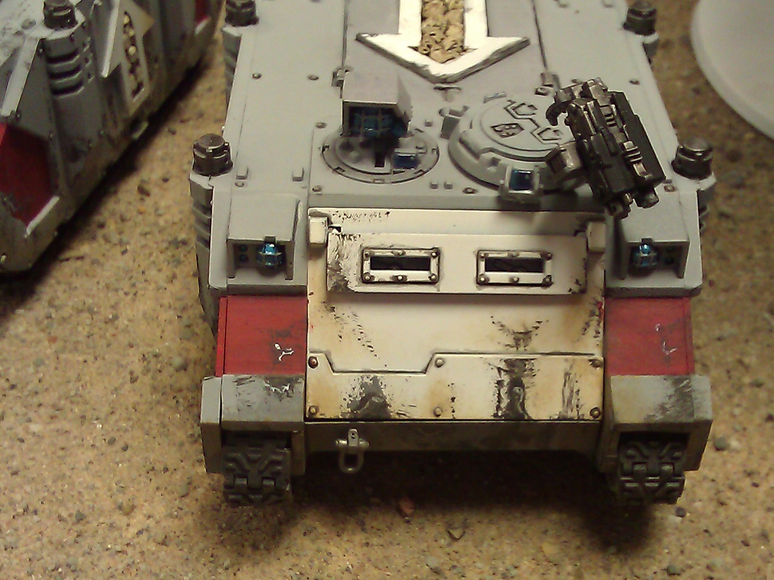 Rhino, Space Marines, Warhammer 40,000