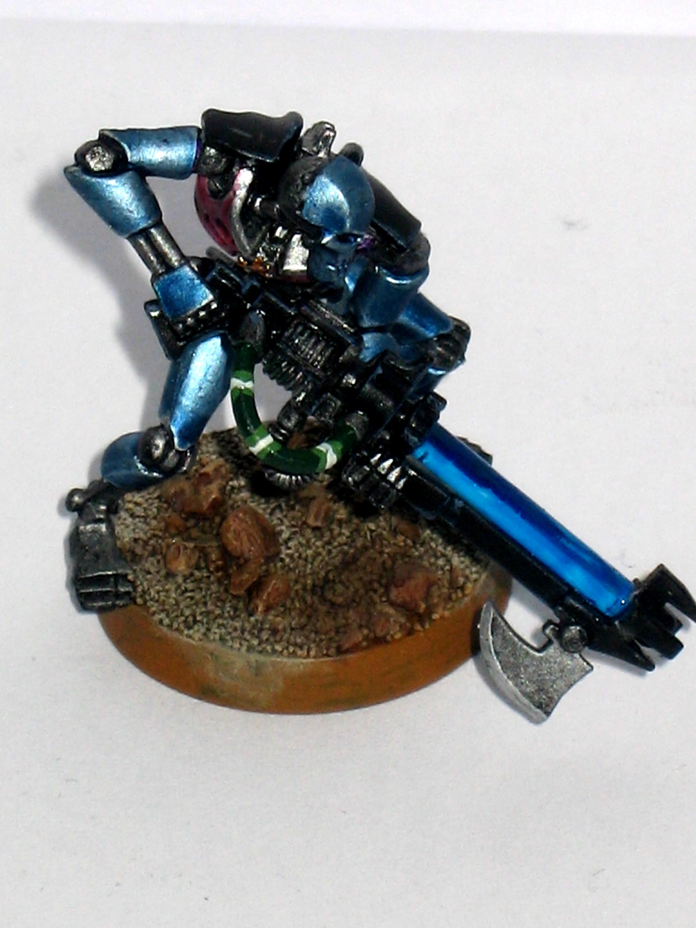 Blue Rod, Blue Rods, Colour, Colour Scheme, Green Rods, Metallic, Necrons