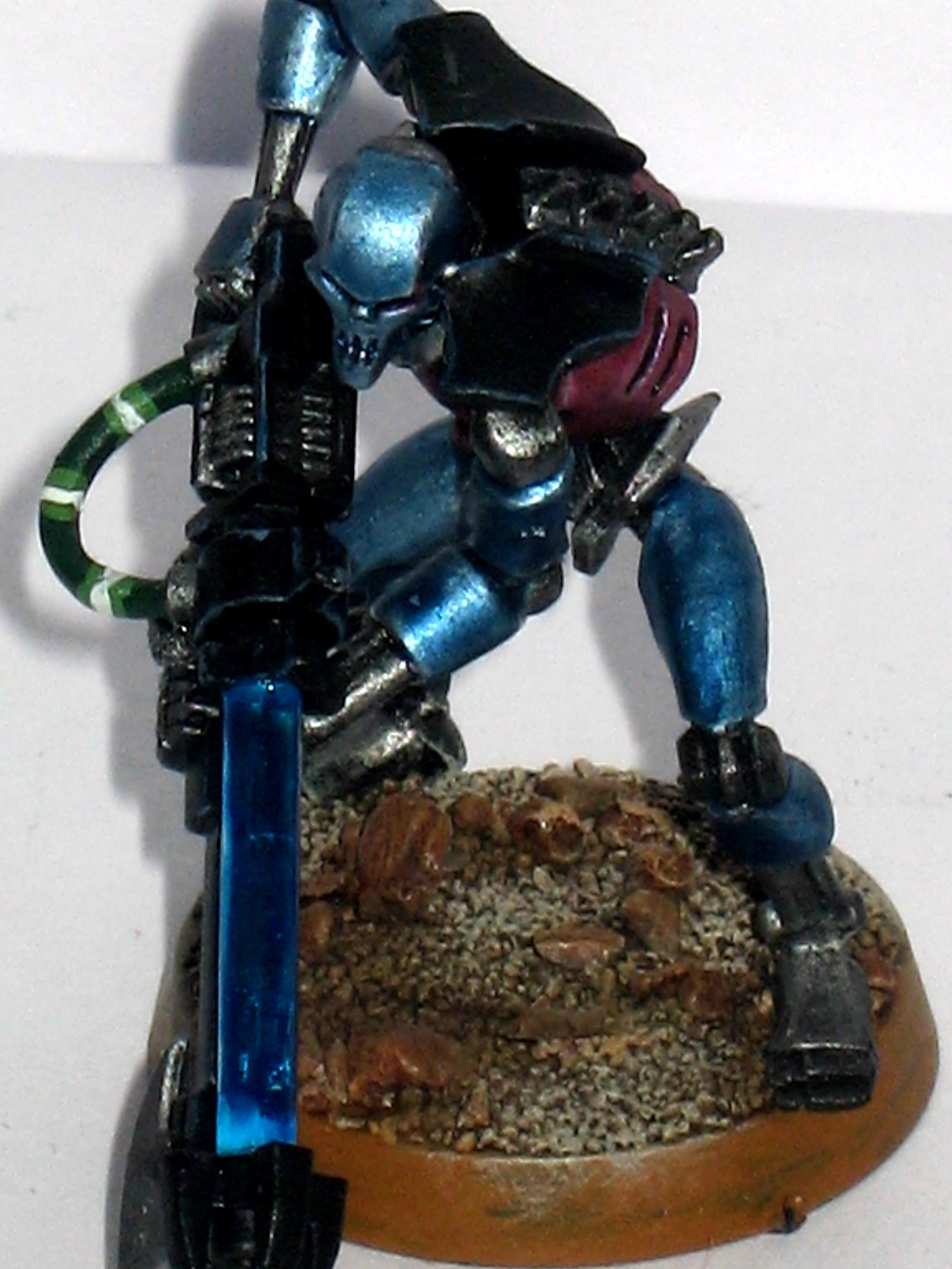 Blue Rods, Colour, Colour Scheme, Green Rods, Metallic, Necrons
