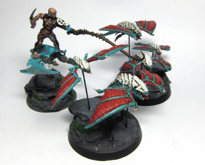 Conversion, Dark Eldar, Fast Attak, Warhammer 40,000