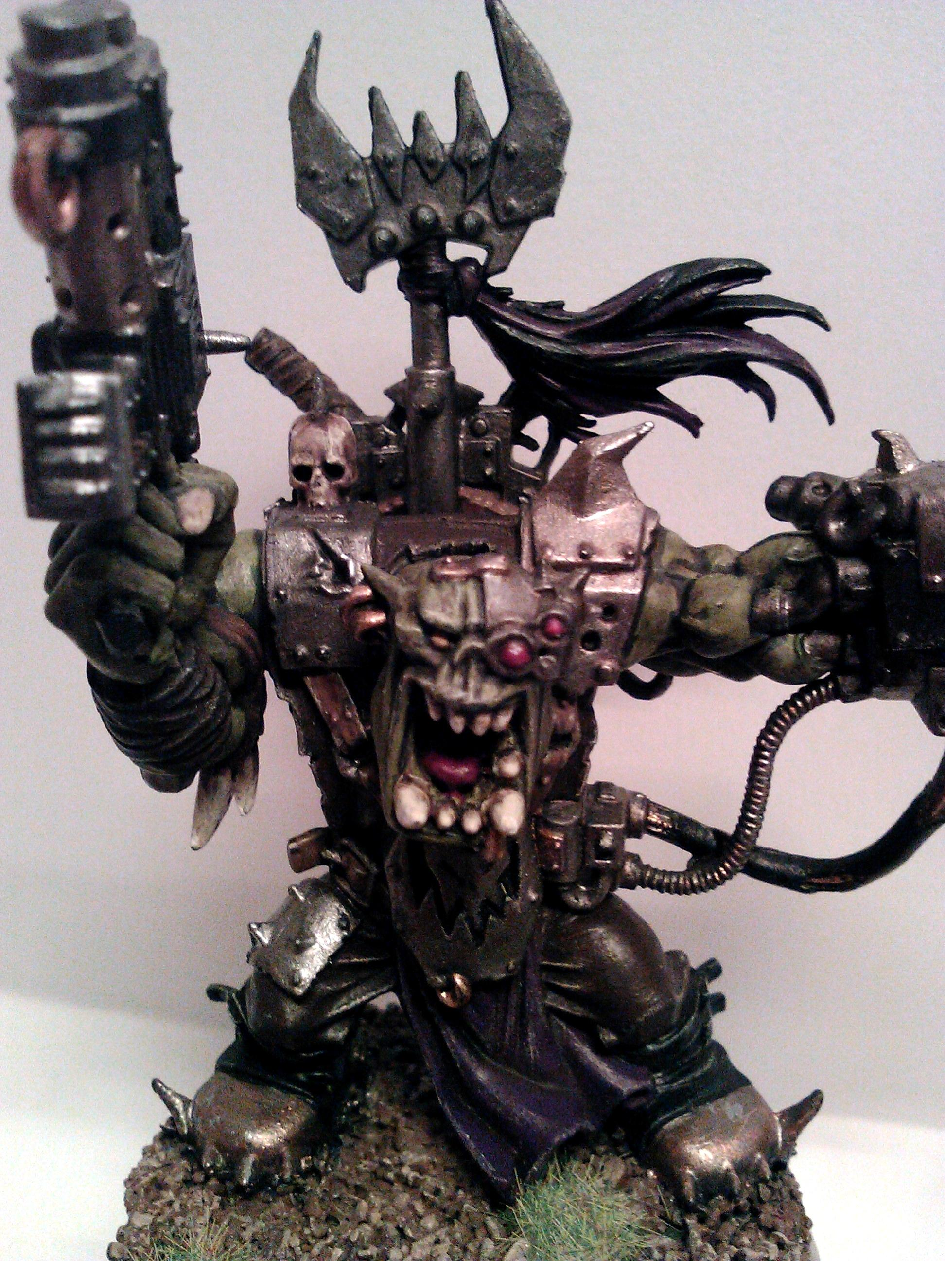 Assault On Black Reach, Orks, Warboss, Warhammer 40,000