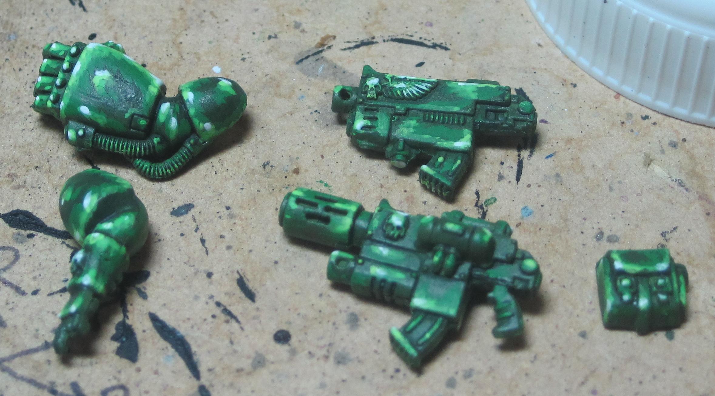 Gny Sgt Hartman Attachments - Step 5