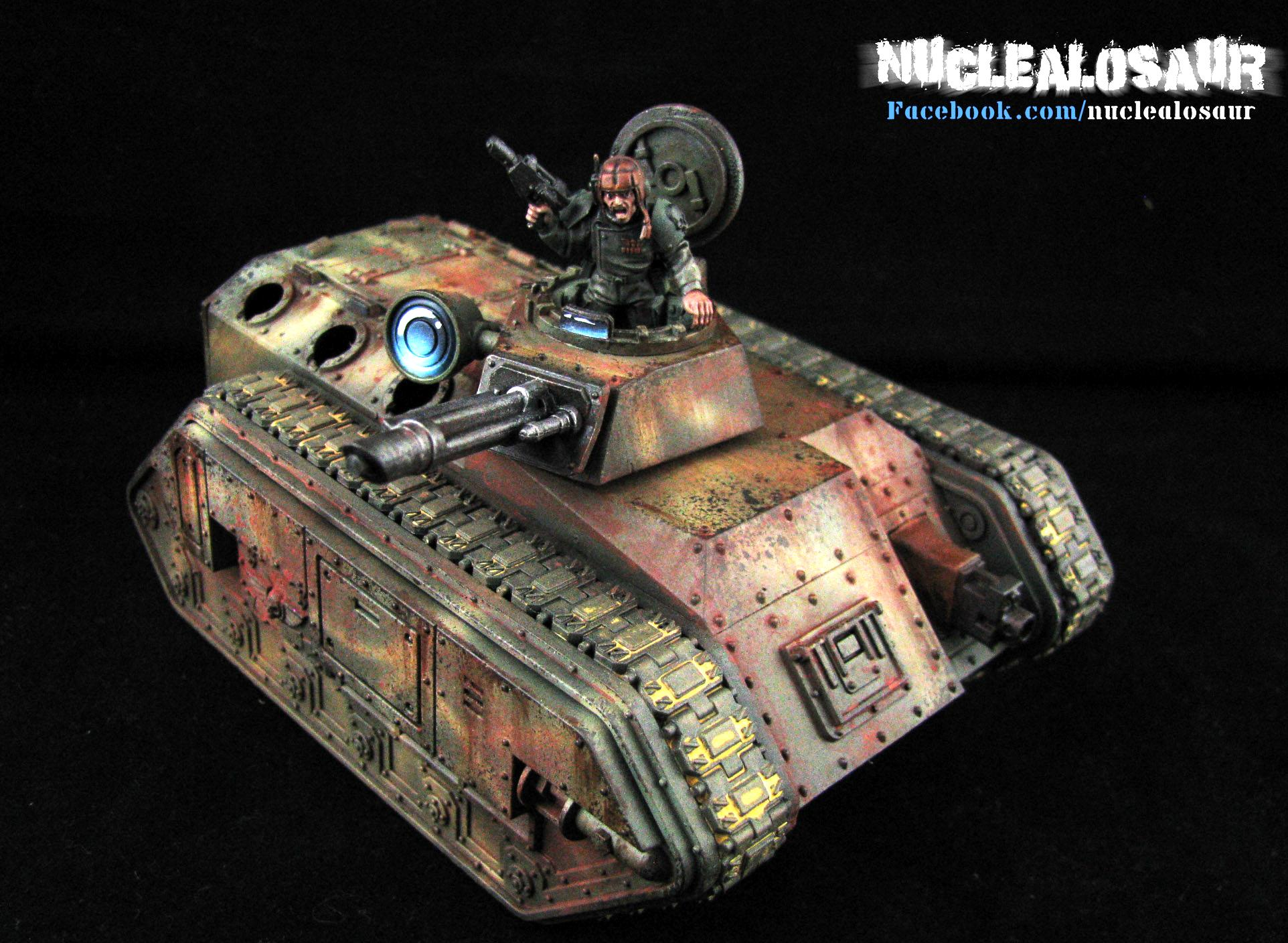 Camouflage, Chimera, Imperial Guard, Tank, Transporter, Warhammer 40,000