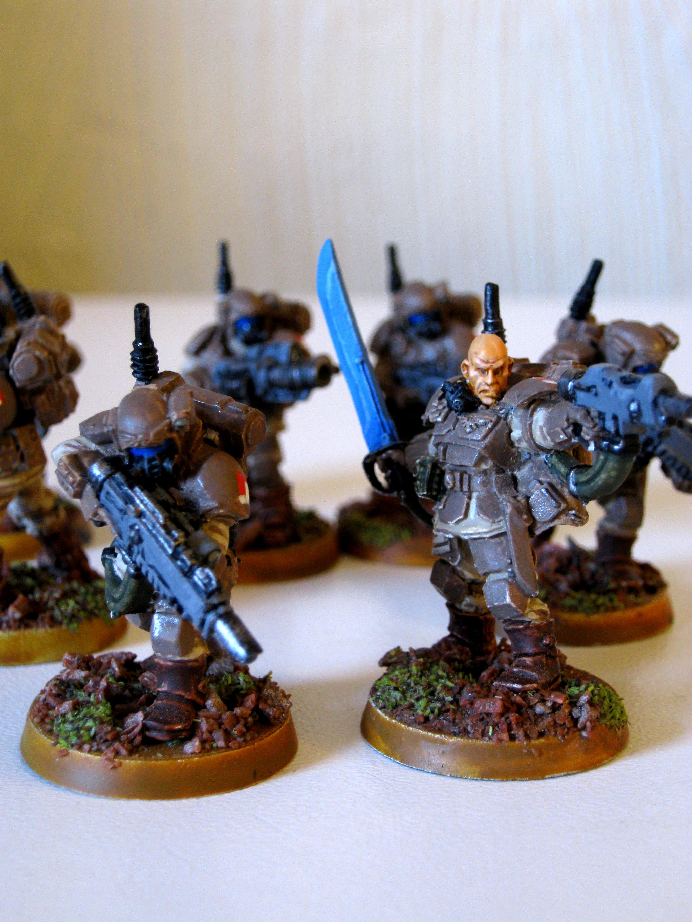 Storm Trooper Squad
