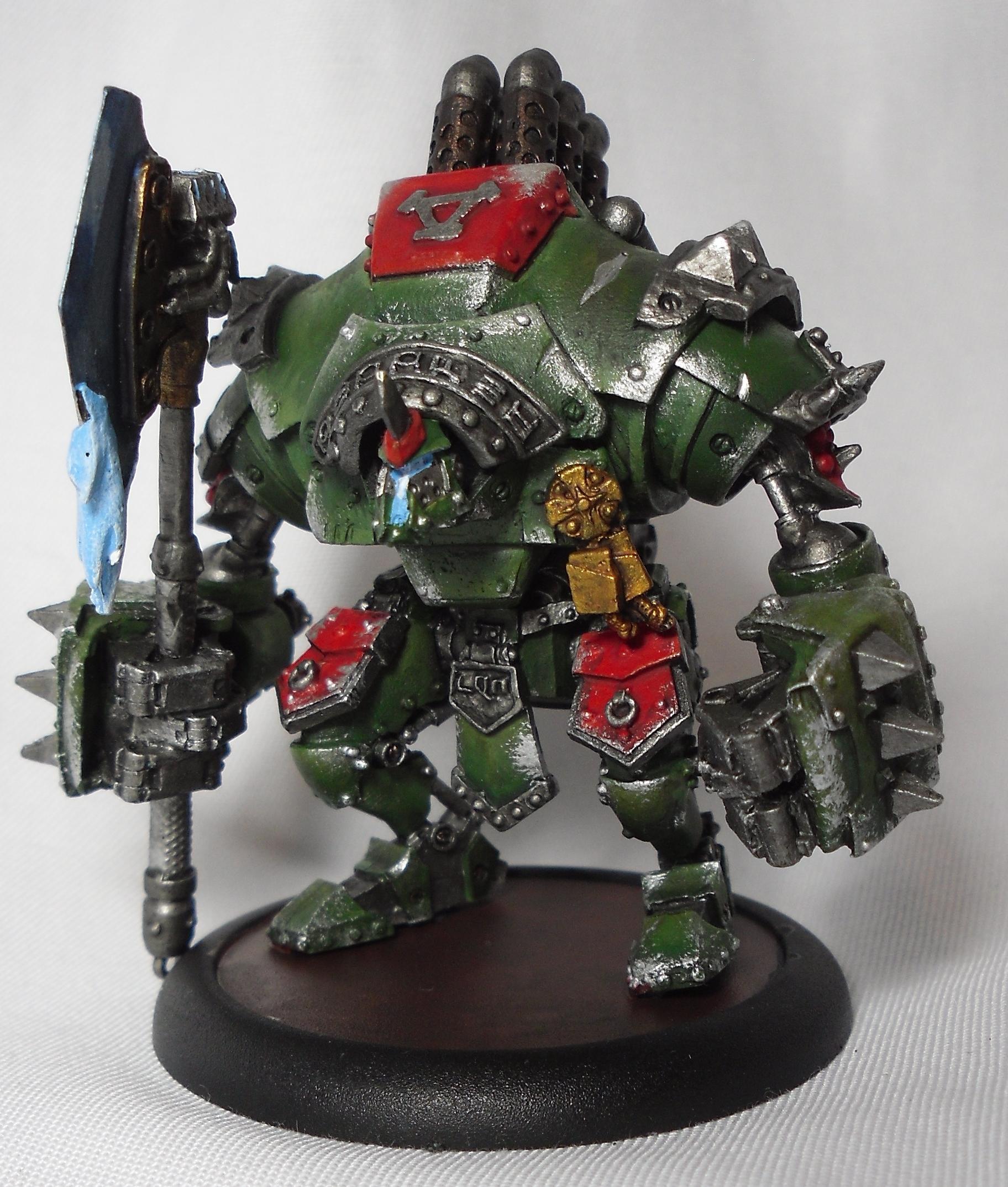 09, Beast, Green, Jack, Khador, War, Warmachine