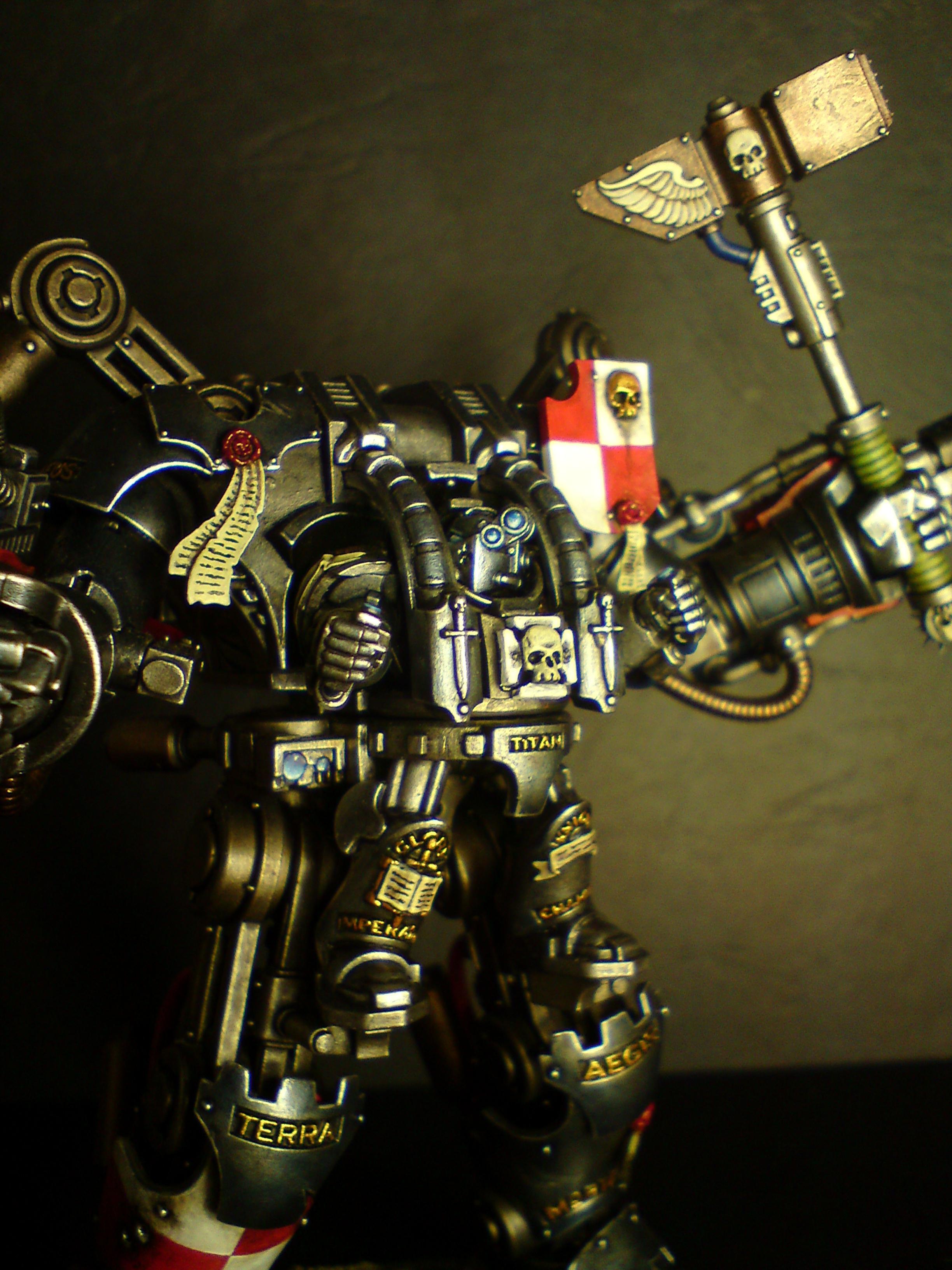 Dreadknight, Grey Knights, Warhammer 40,000