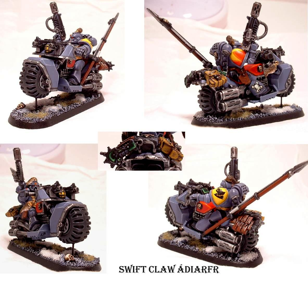 Space Wolves, Swift Claw, Warhammer 40,000