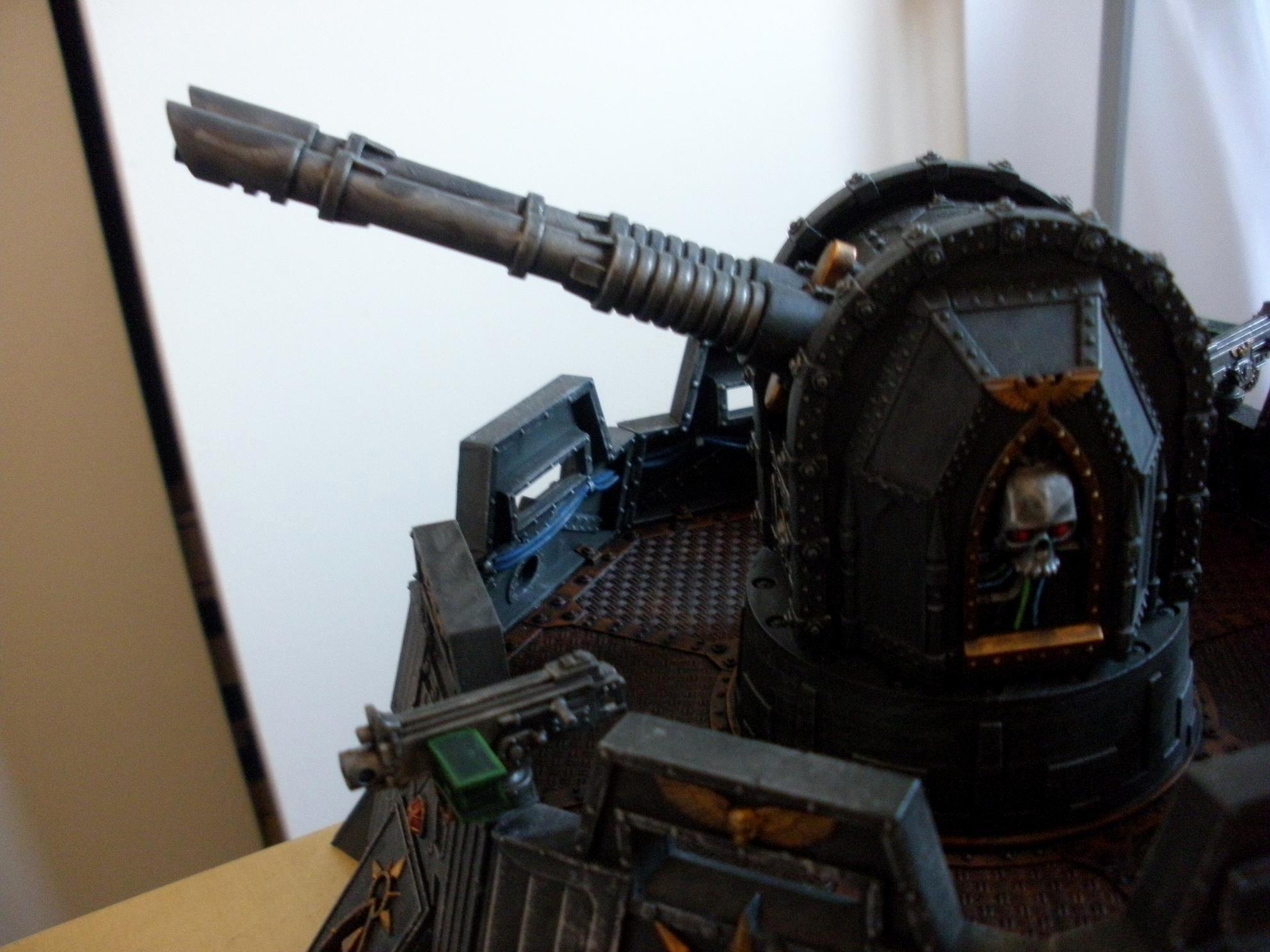 Fortress Of Redemption, Warhammer 40,000