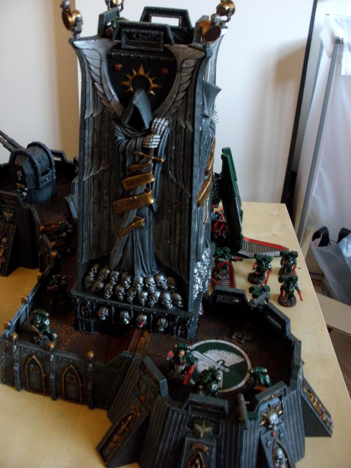 Dark Angels, Fortress Of Redemption, Warhammer 40,000