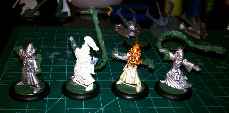 Eldar, Henchman, Henchmen, Inquisitorial Henchmen, Psykers, Warlock