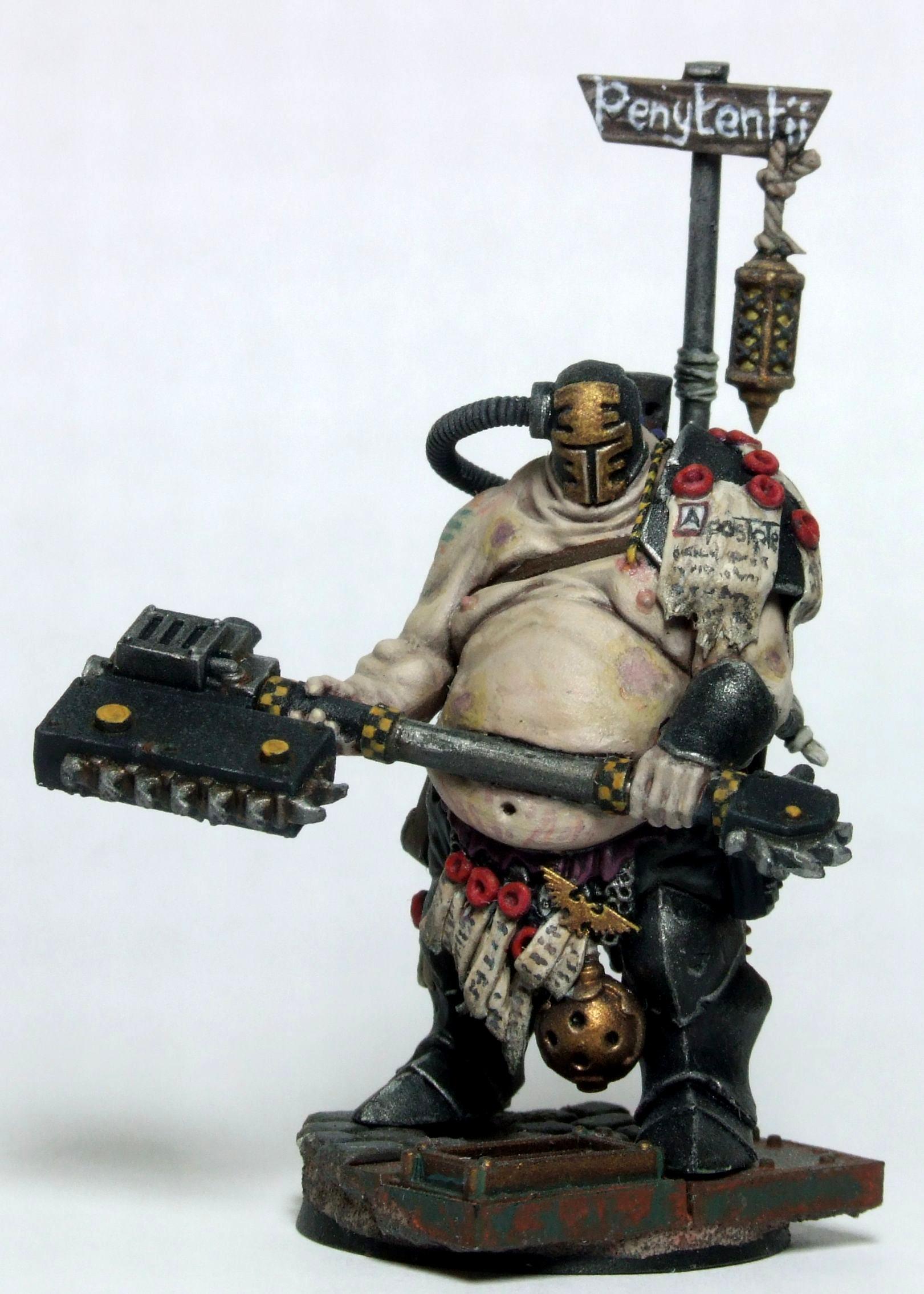 Conversion, Inquisitor, Warhammer 40,000