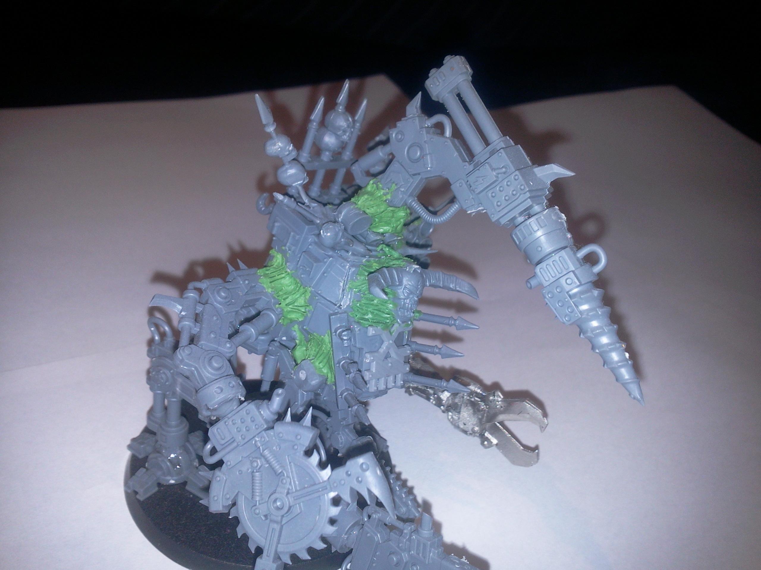 Chaos Dreadnought, Daemon Engine, Khorne