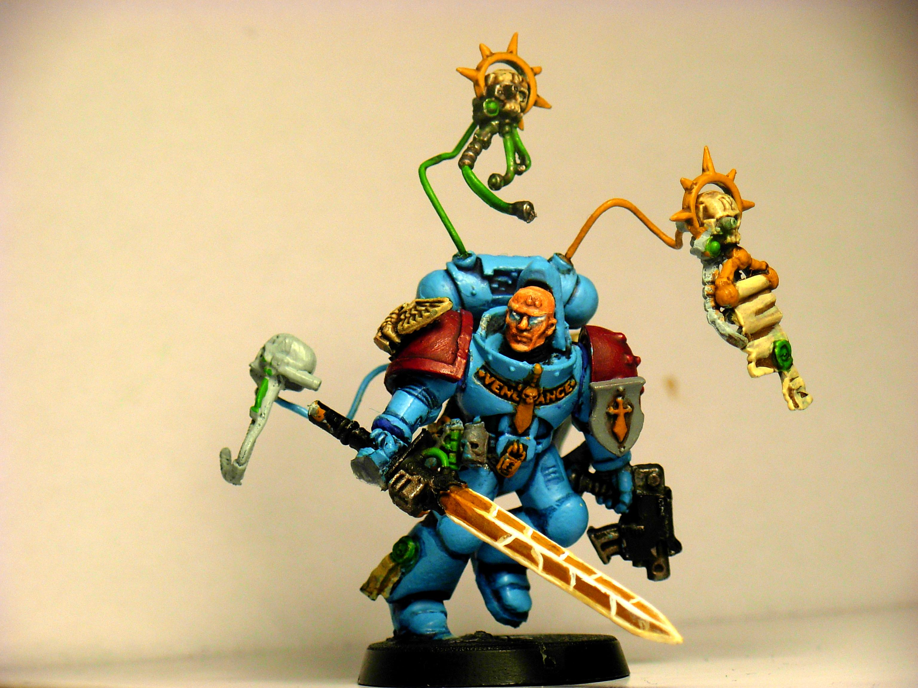 Space Marines, Other