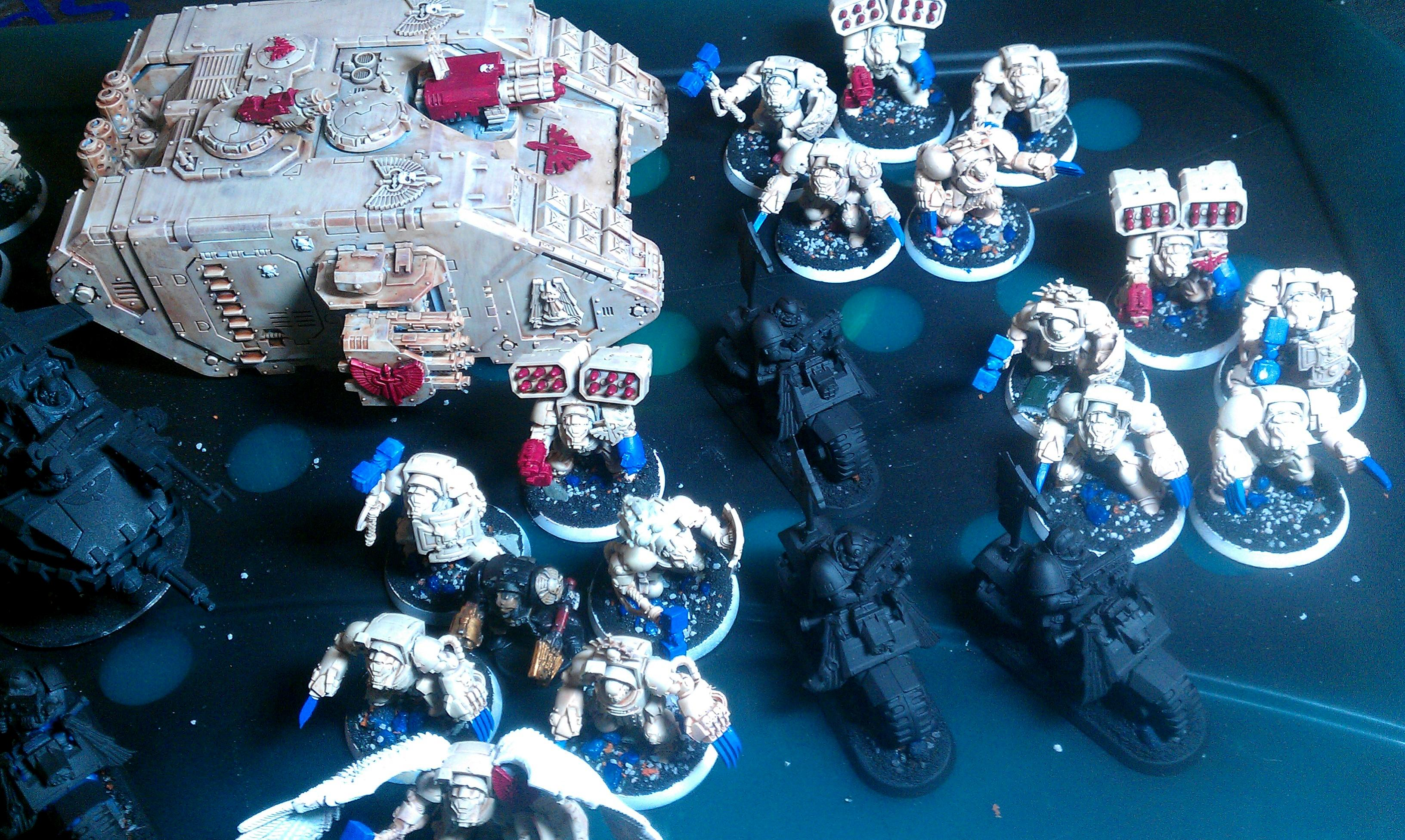 Dark Angels, Deathwing, Dualwing
