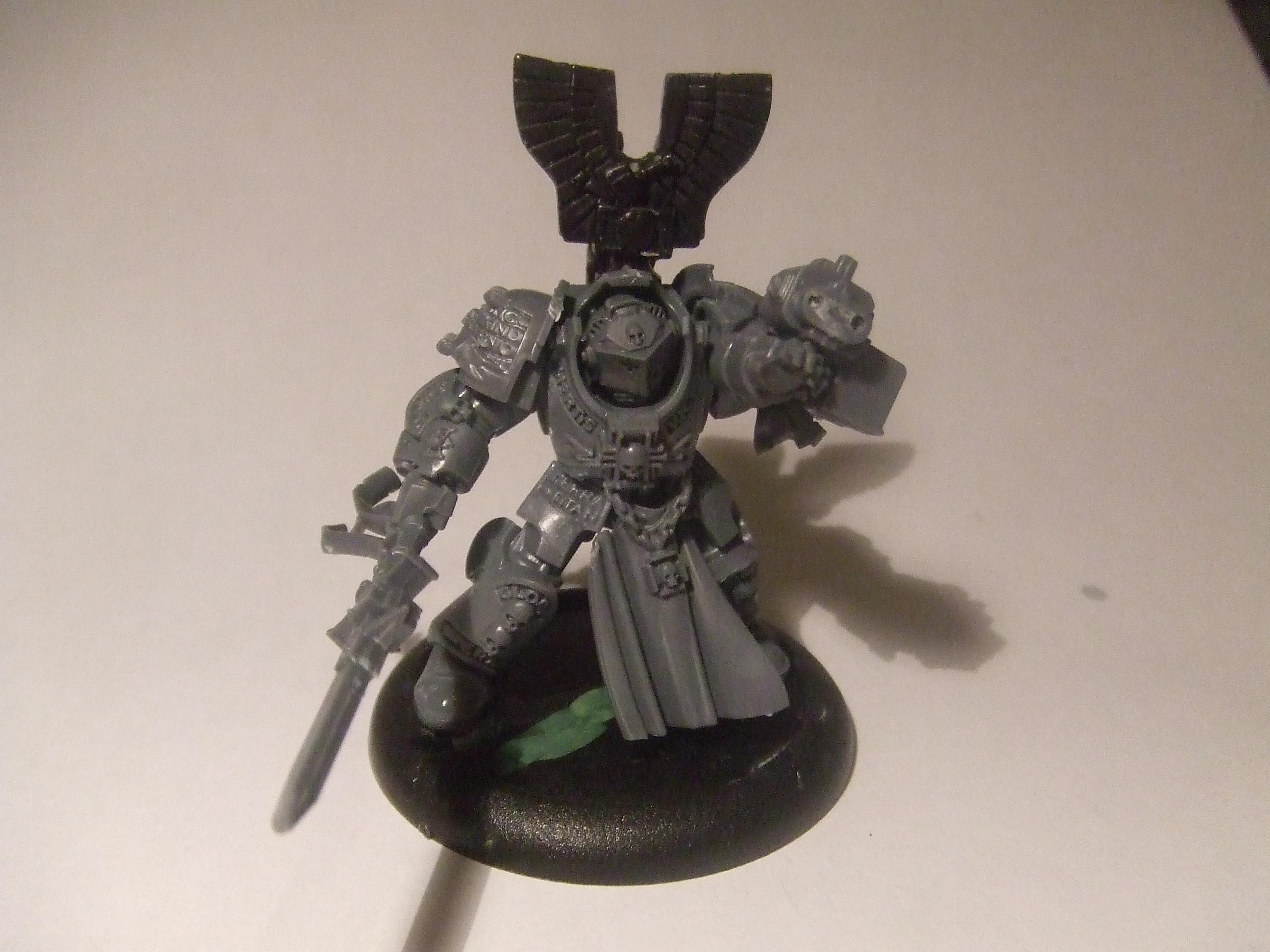Gk, Grey Knights, Work In Progress
