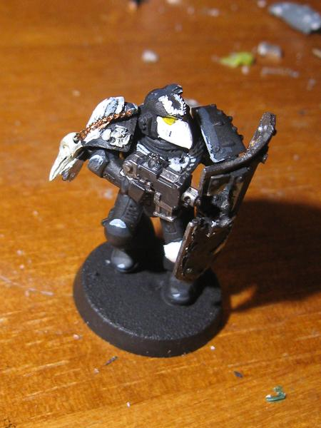 Raven Guard, Vanguard Veterans