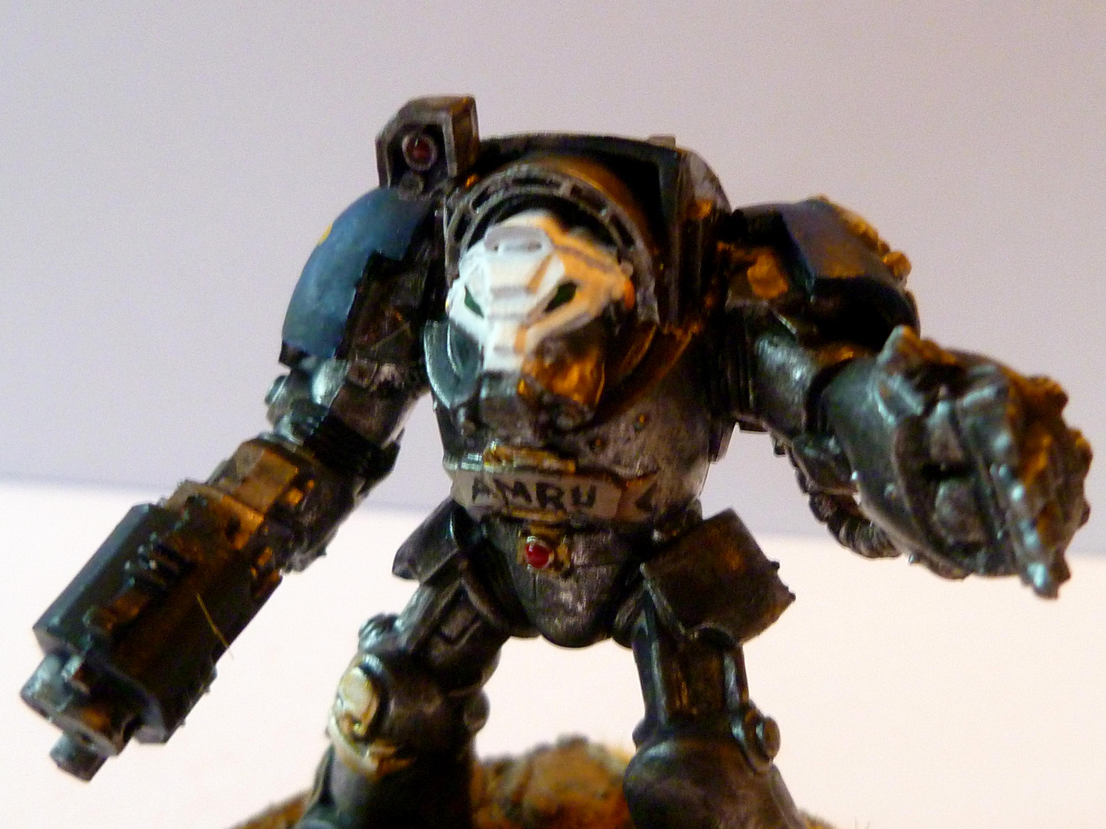 Astral Claws, Badab, Badab War, Chapters, Space Marines, Terminator Armor