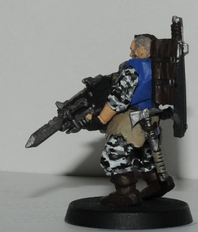 Scout Team 6 Sergeant 2